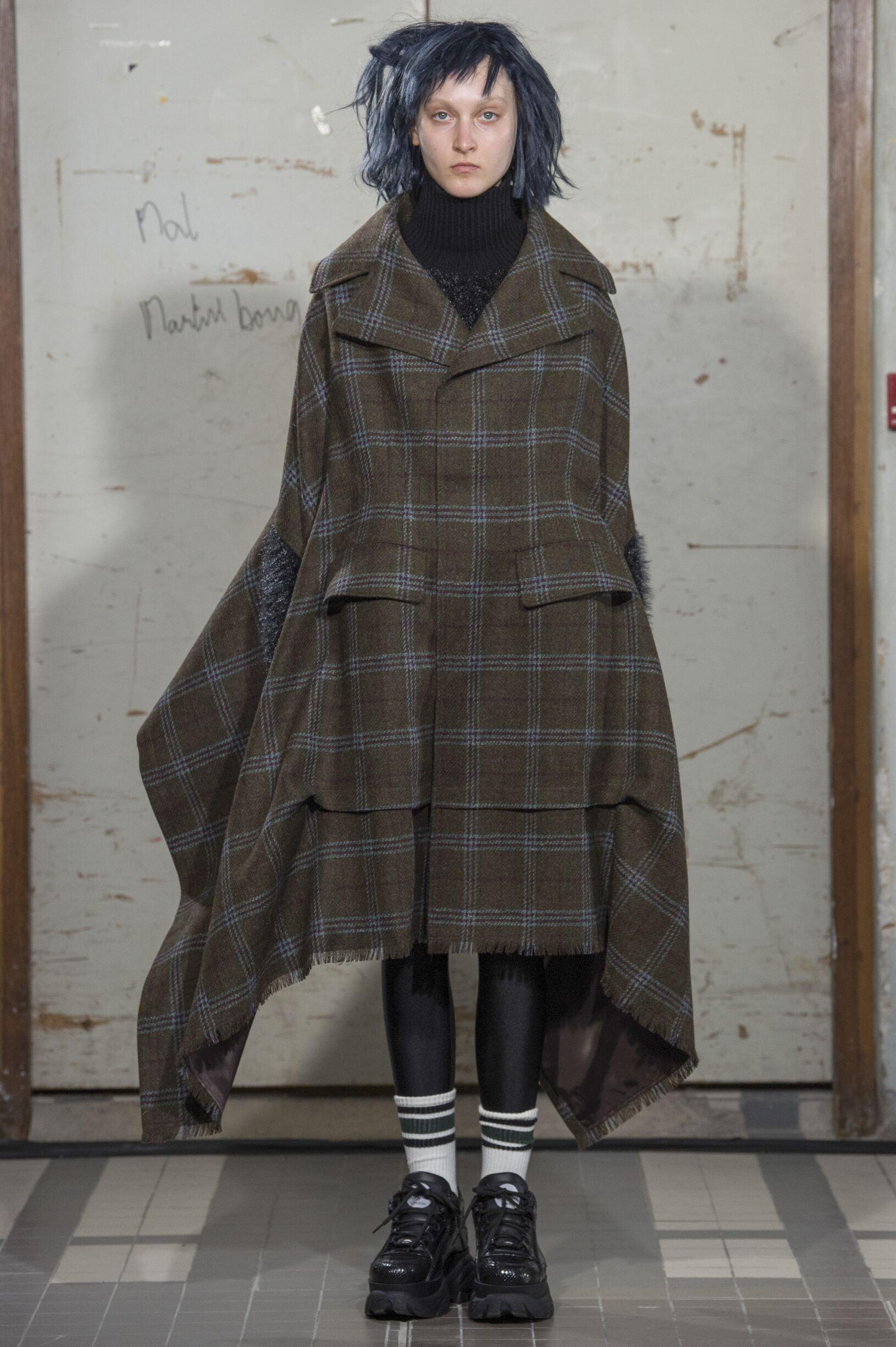 Junya Watanabe Women's Collection 2018 19