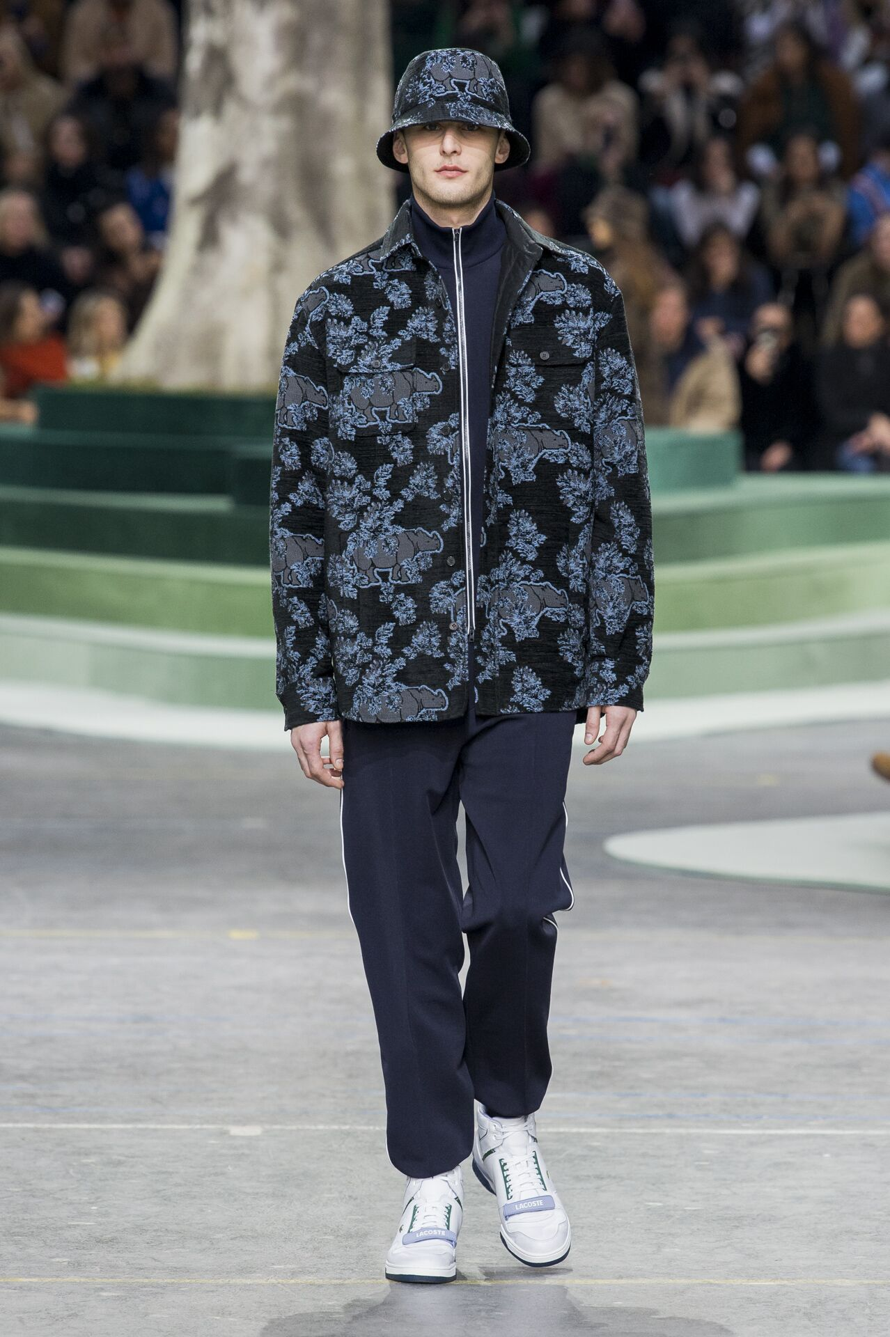 Lacoste 2018 Menswear Paris