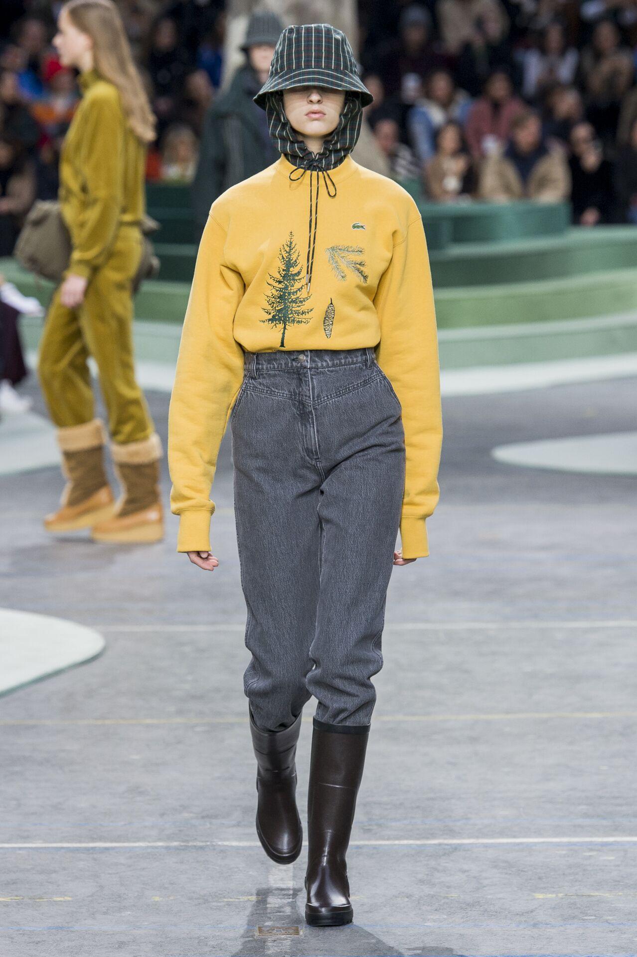 Lacoste FW 2018 Womenswear