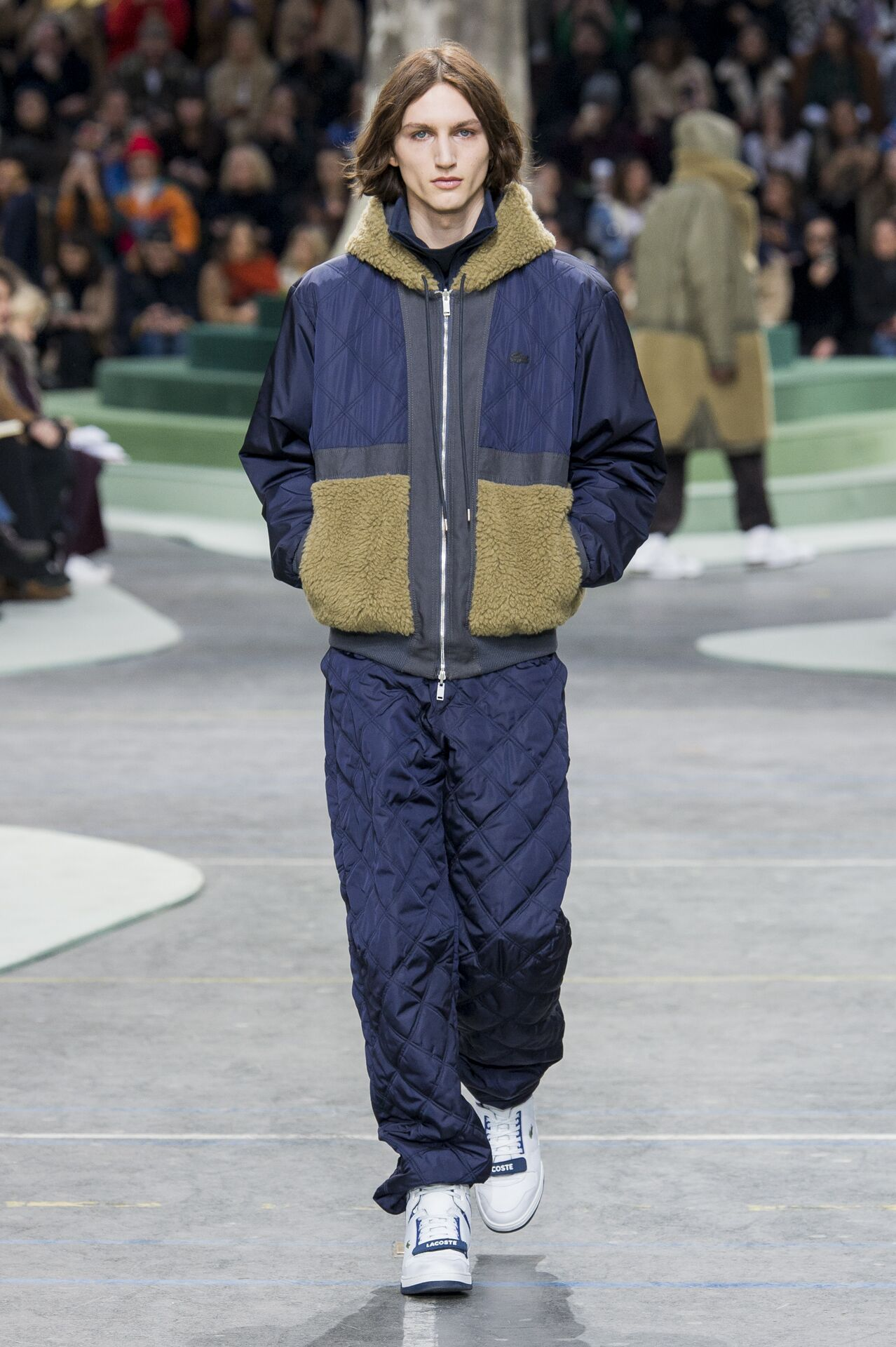 Lacoste Fall Winter 2018 Mens Collection Paris Fashion Week