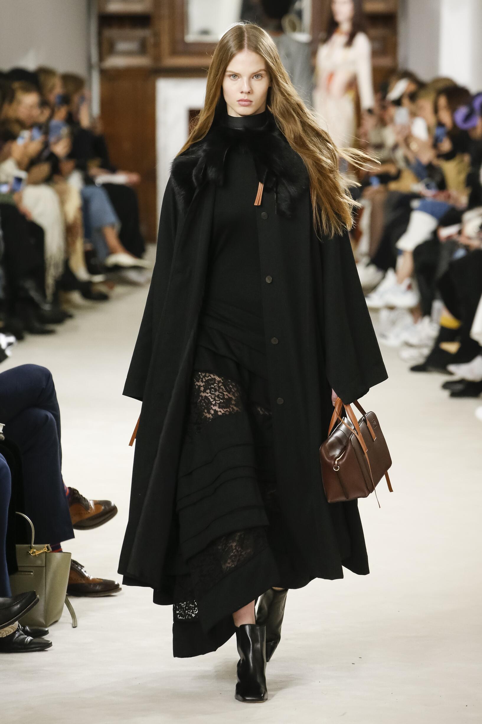 Loewe Paris Fashion Week Womenswear