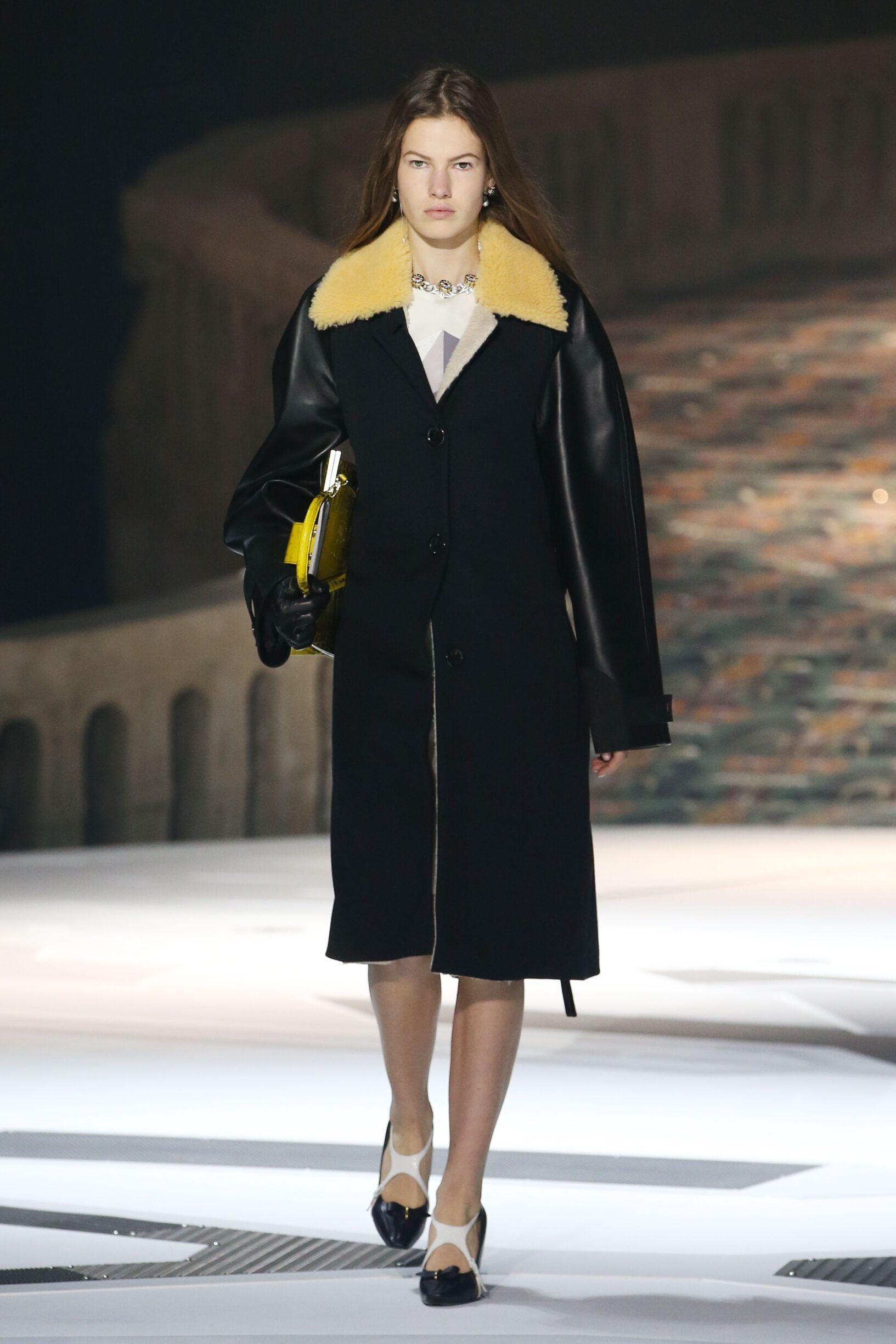 Louis Vuitton FW 2018 Womenswear