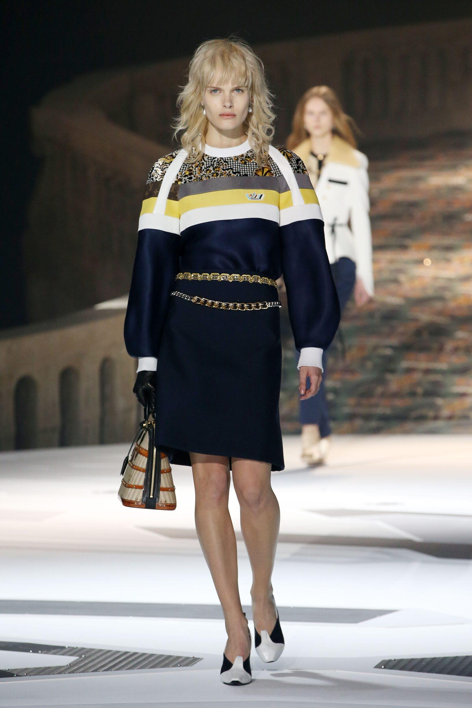 Louis Vuitton Fall 2018 Catwalk