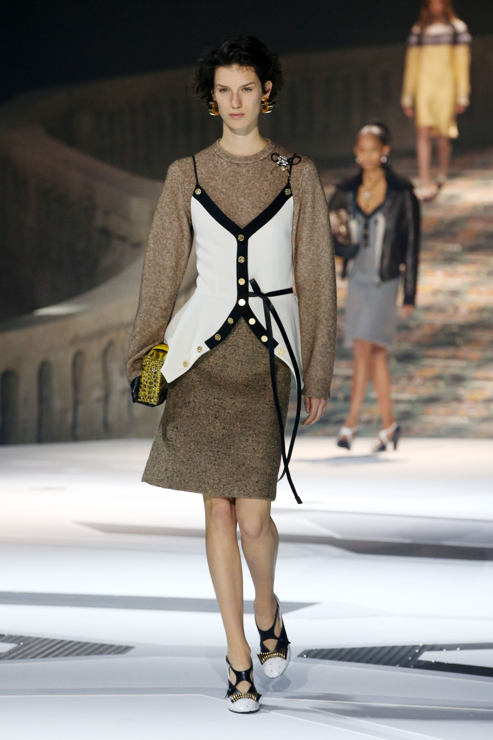 Louis Vuitton Fall Winter 2018 Womens Collection Paris Fashion Week