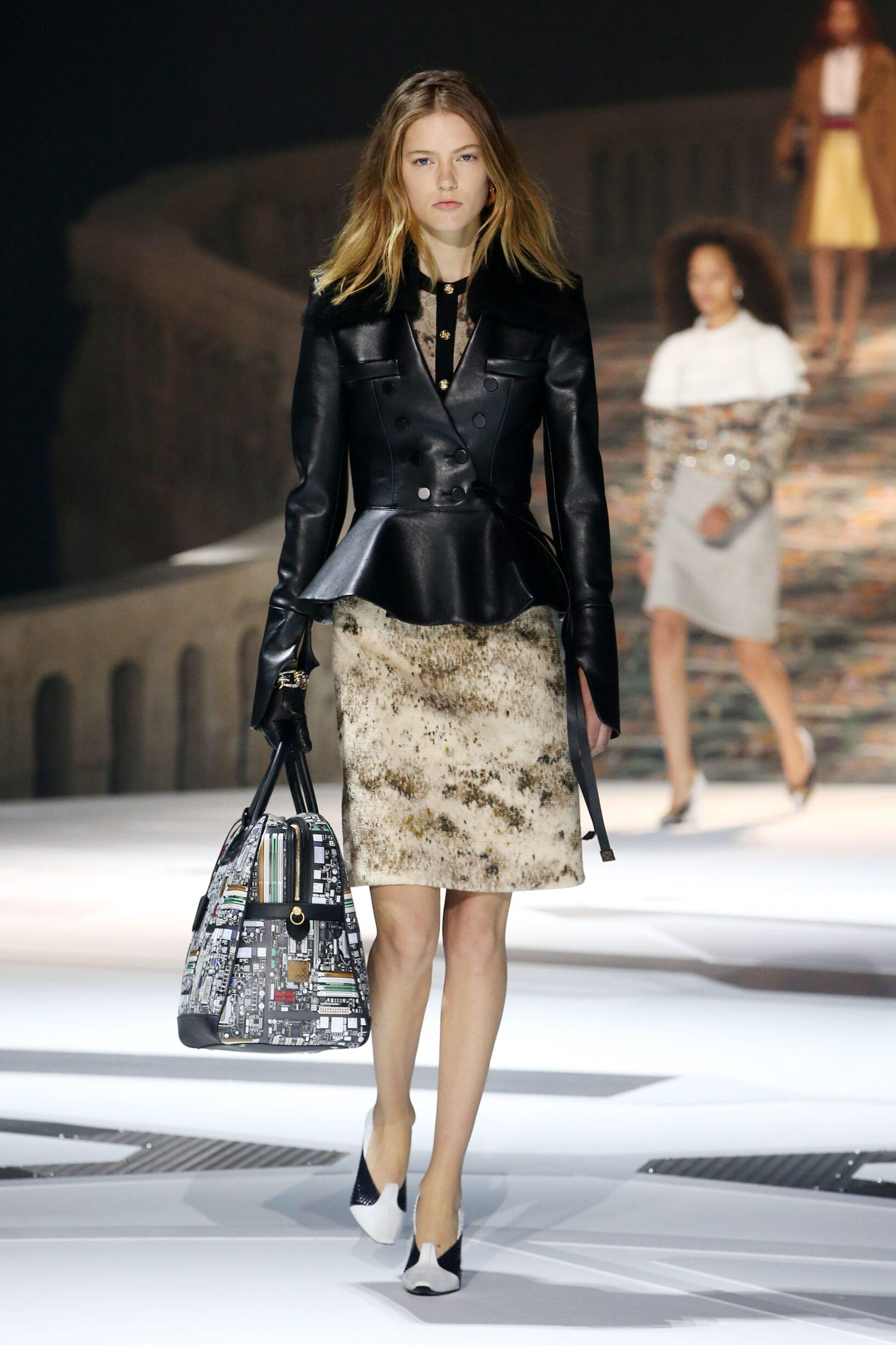 Louis Vuitton Paris Fashion Week Womenswear Trends