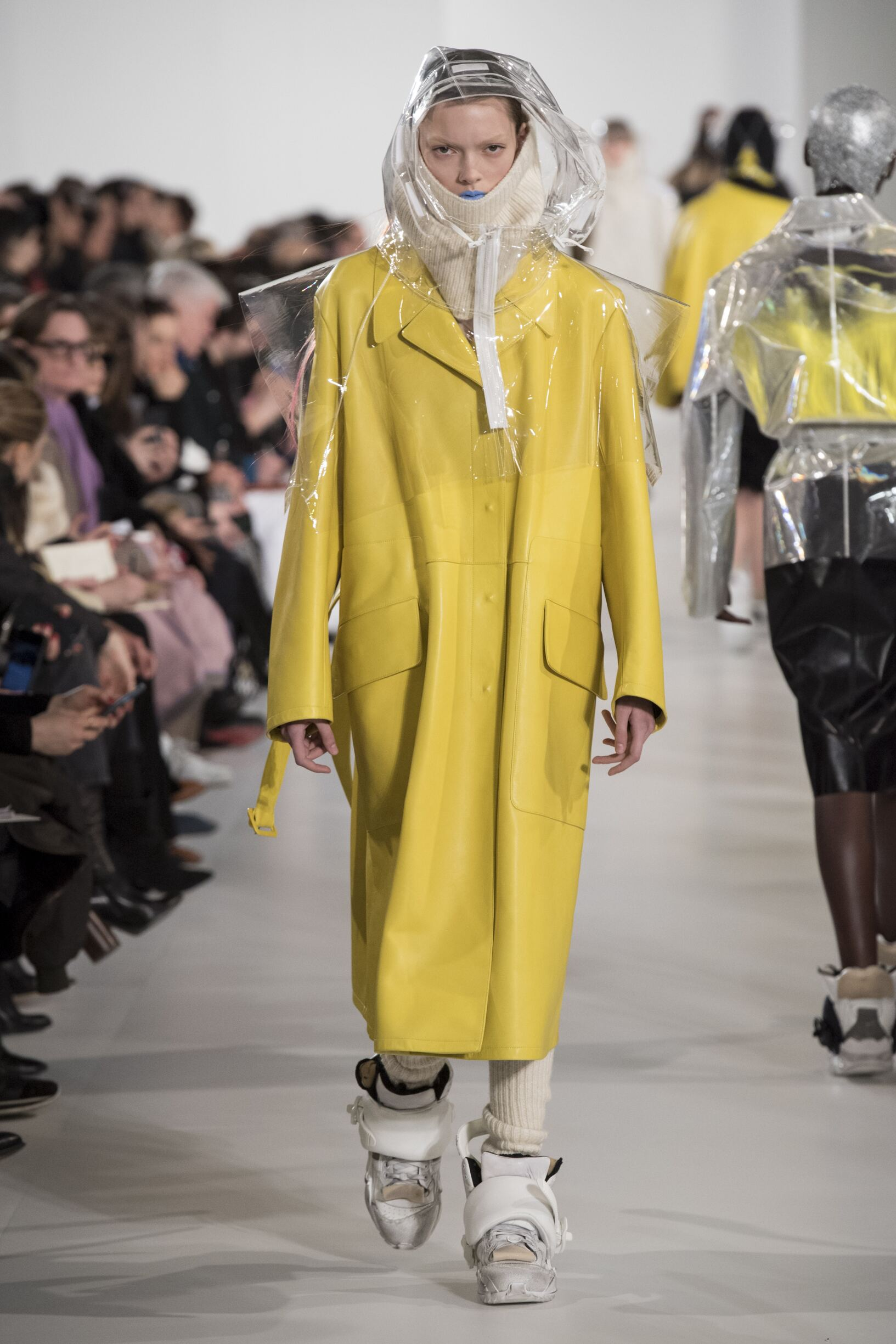 Maison Margiela Fall 2018 Catwalk