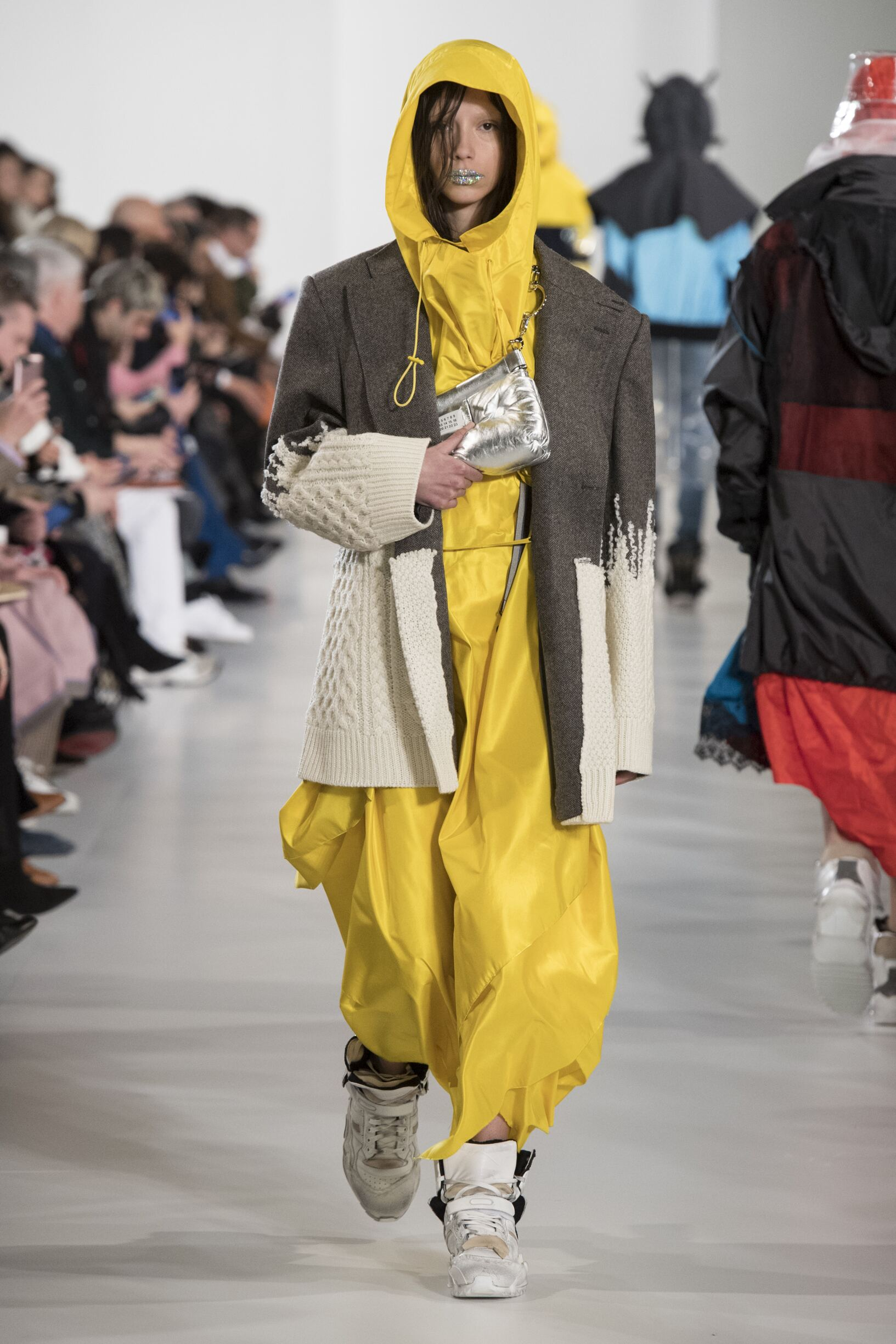 Maison Margiela Winter 2018 Woman Catwalk