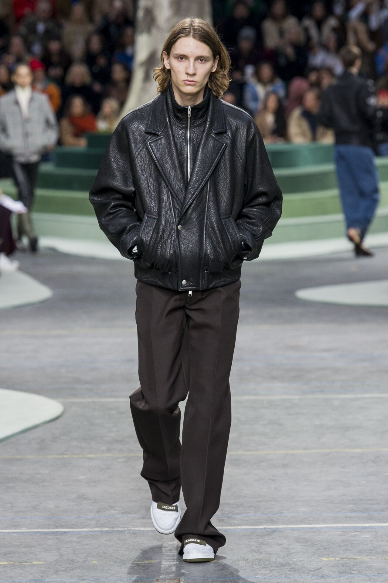 Man Fall Fashion 2018-19 Lacoste