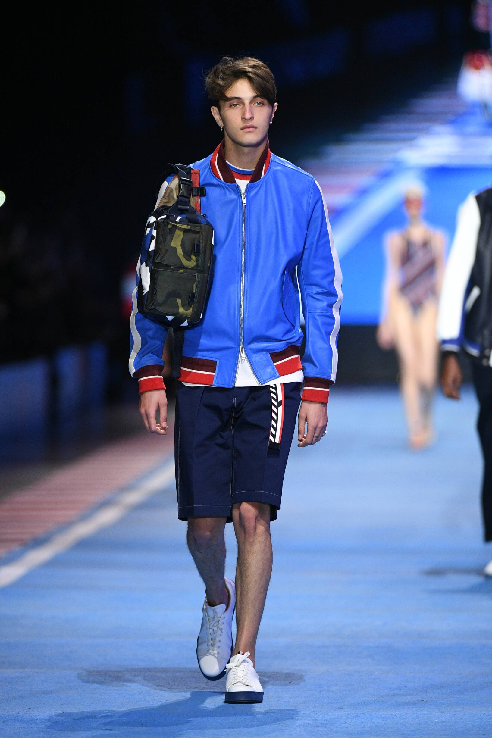 Man Spring 2018 Fashion Show Tommy Now Drive