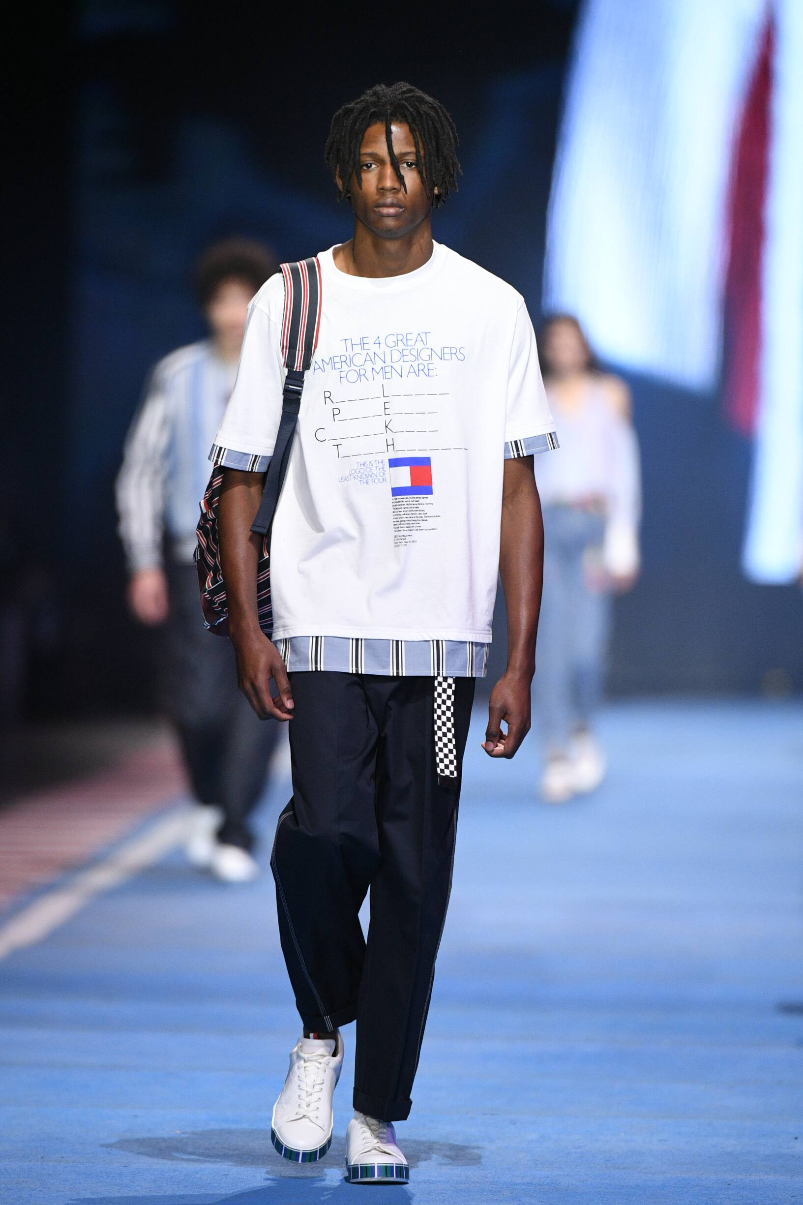 Man Spring Fashion 2018 Tommy Now Drive