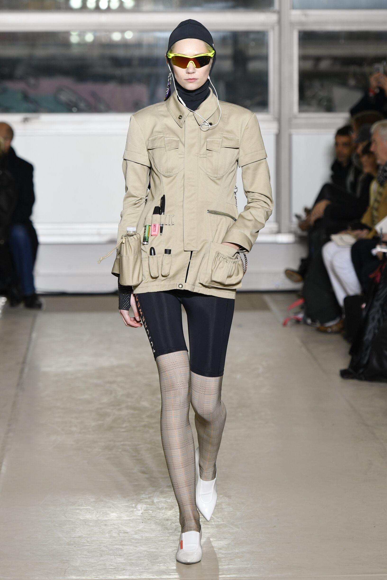 Marine Serre Fall Winter 2018 Womens Collection Paris Fashion Week