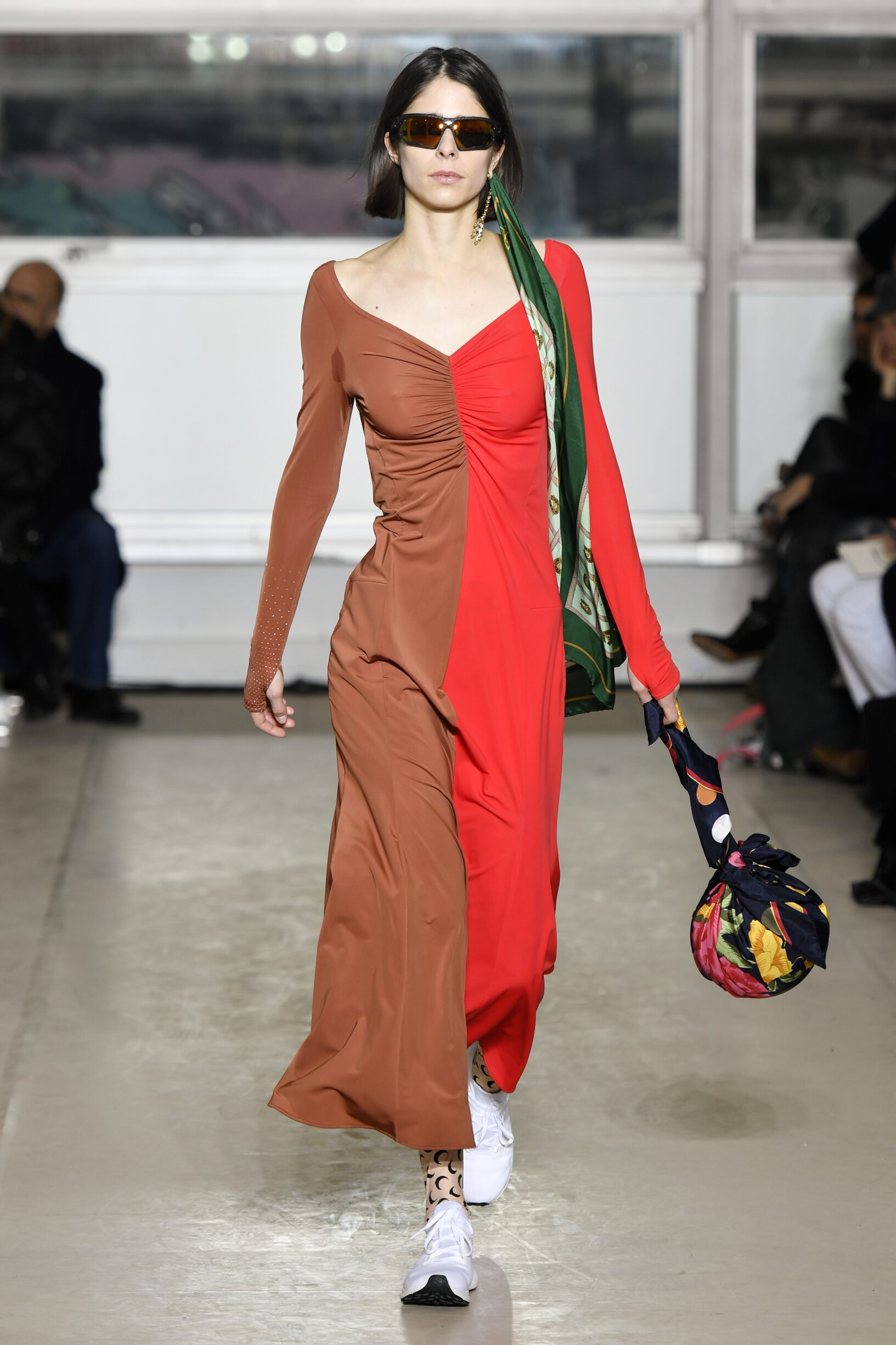 Marine Serre Paris Fashion Week Womenswear