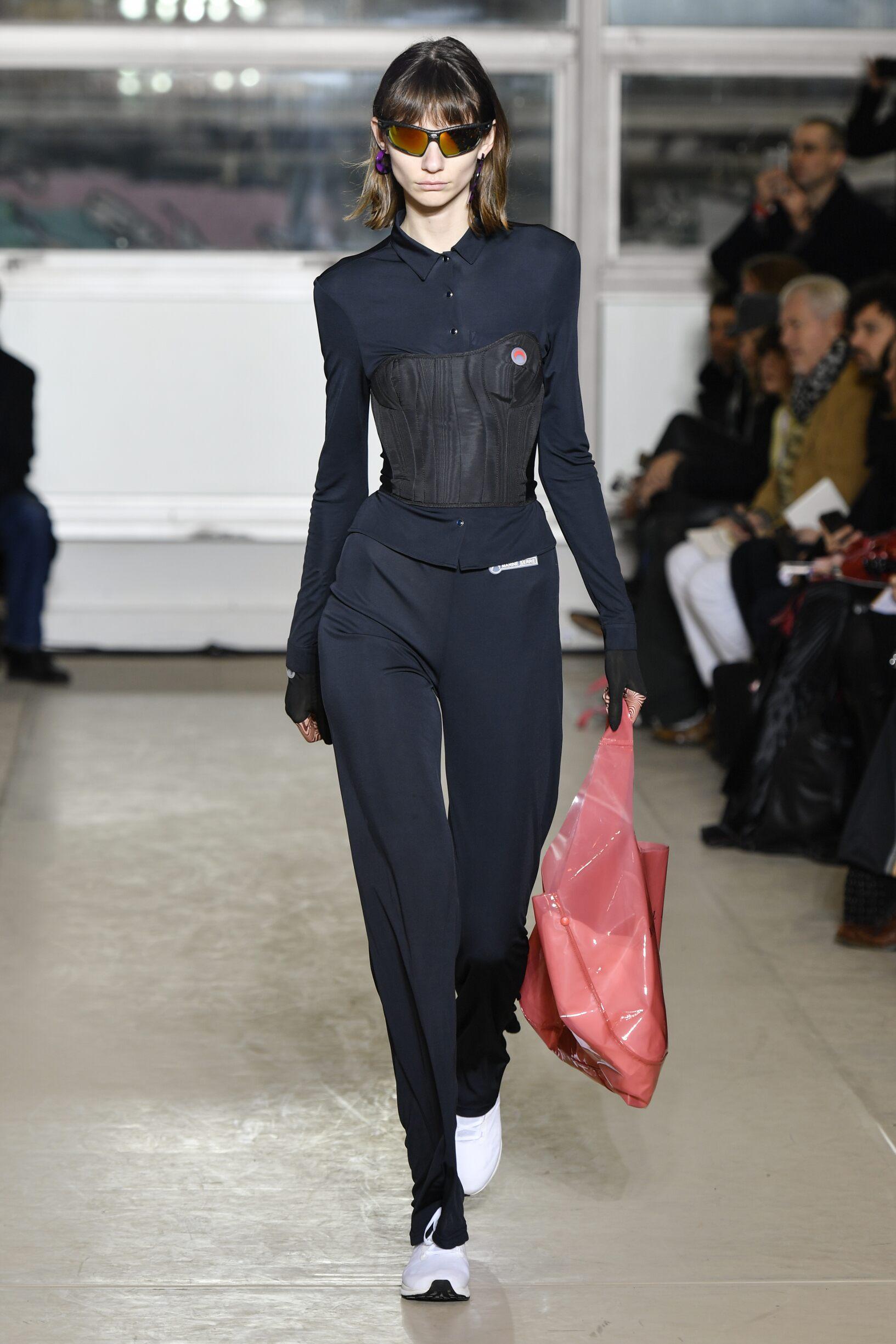 Marine Serre Paris Fashion Week