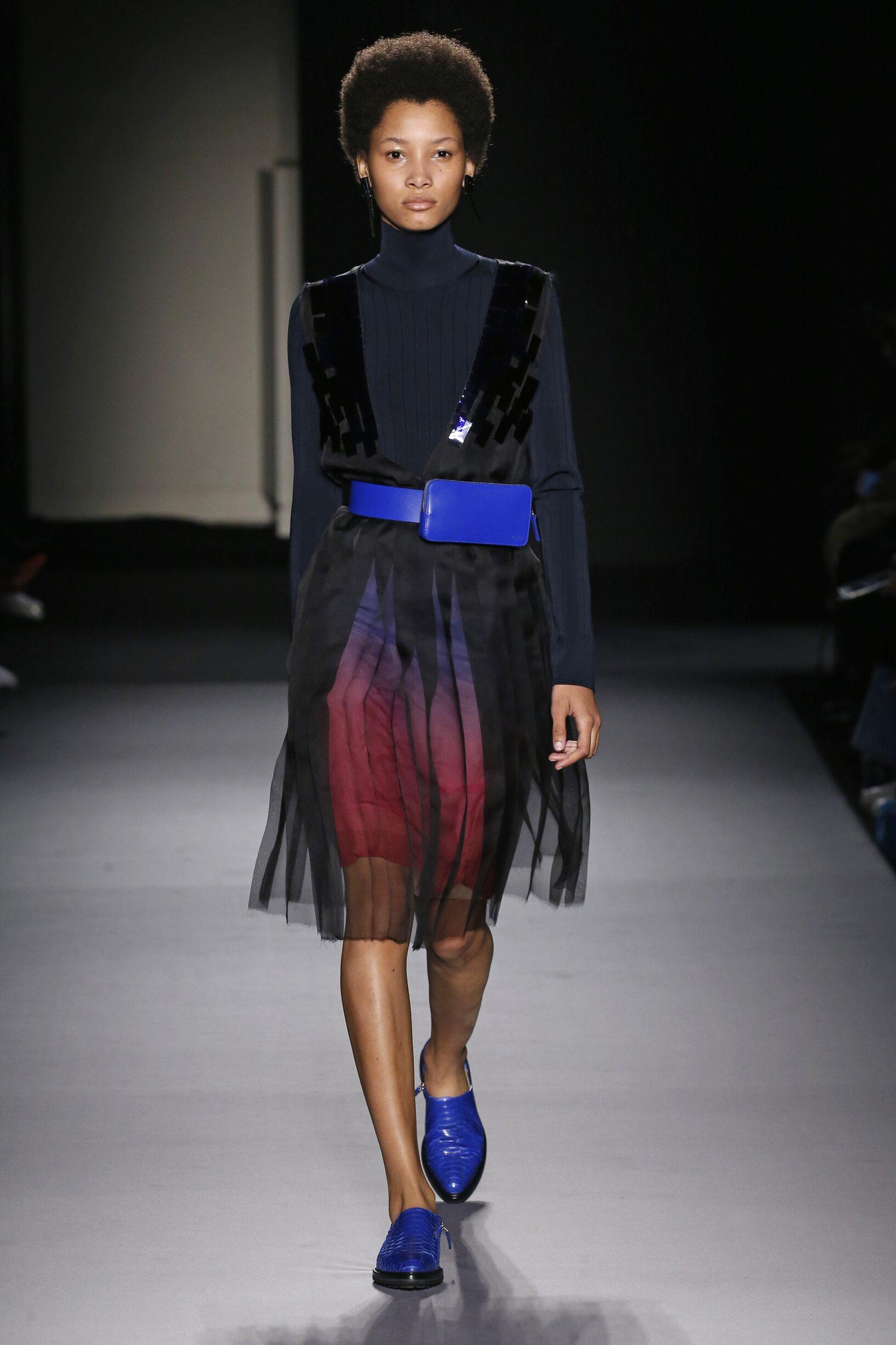 Model Catwalk Lanvin
