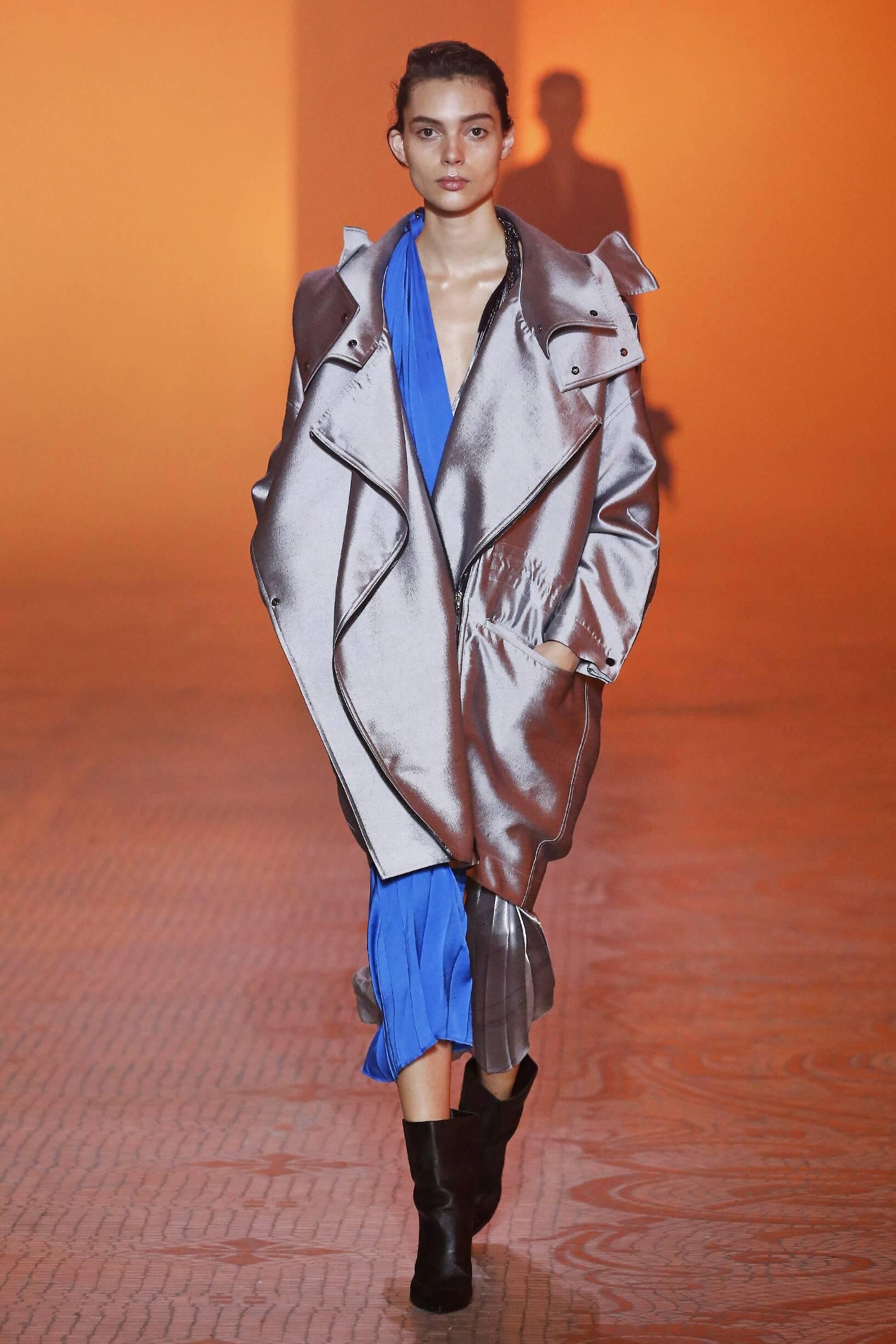 Model Catwalk Poiret