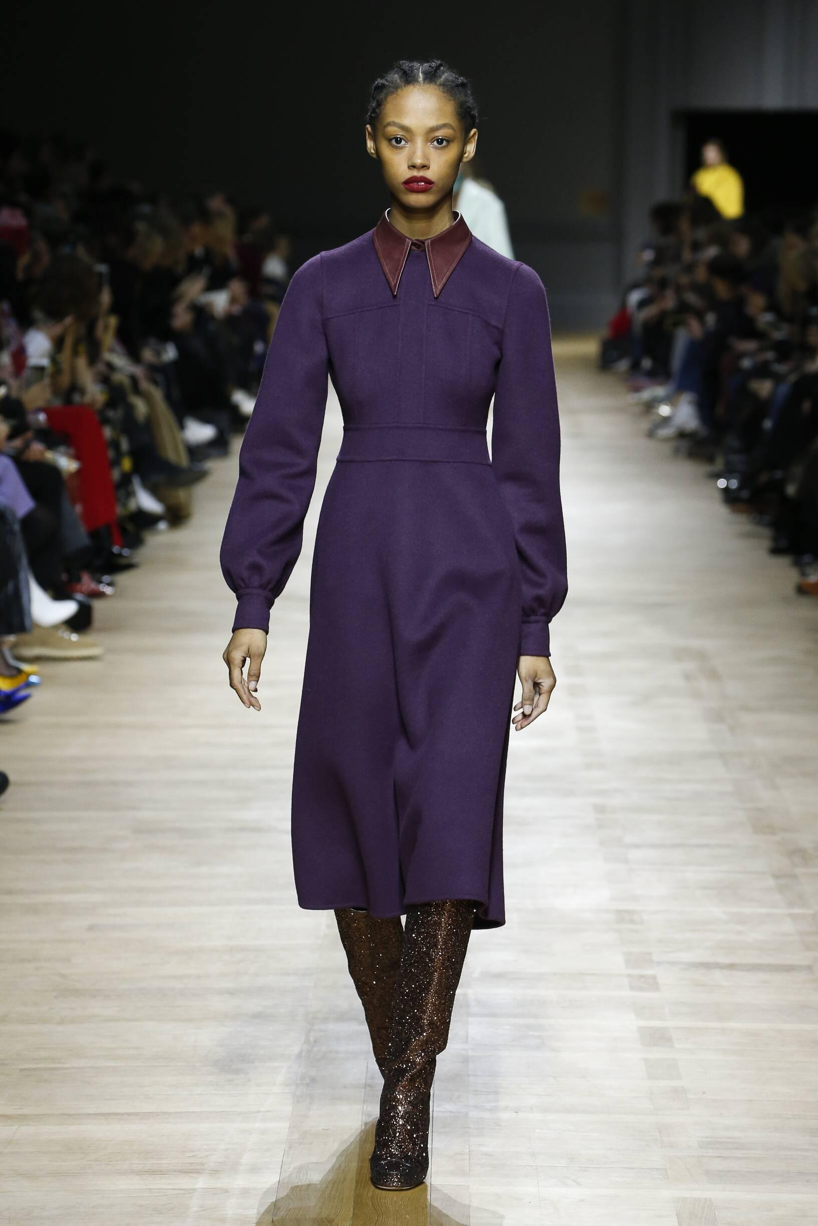 Model Catwalk Rochas