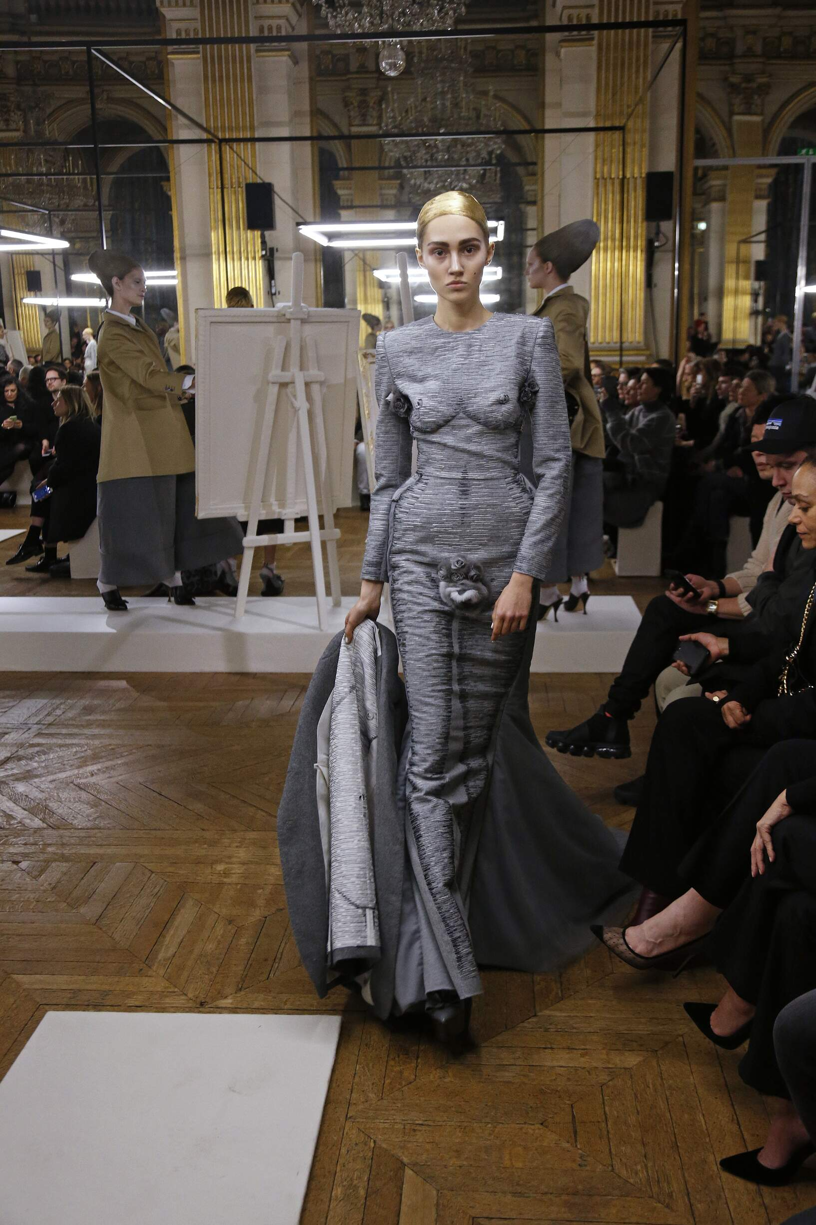 Thom Browne Fall Winter 2018 Women S Collection The