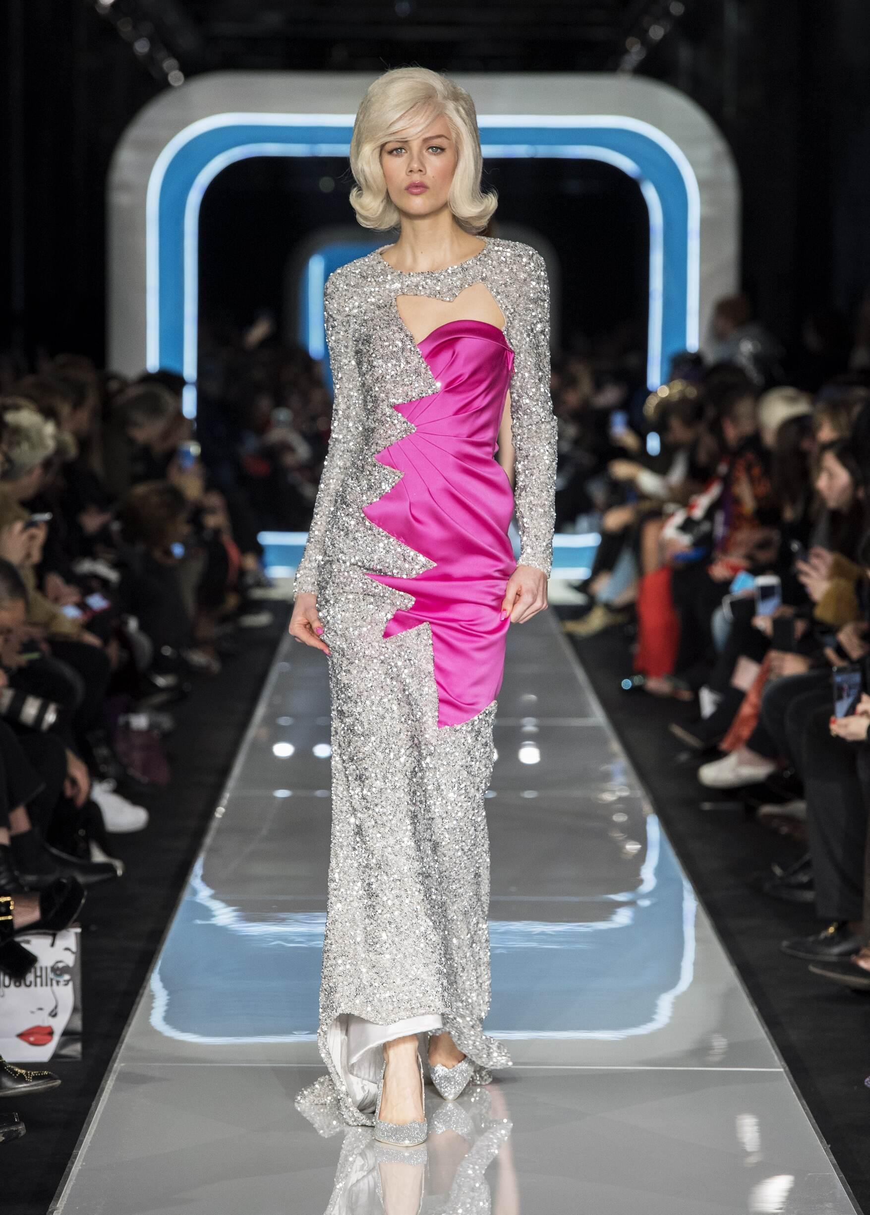 Moschino 2018 Womenswear Milan