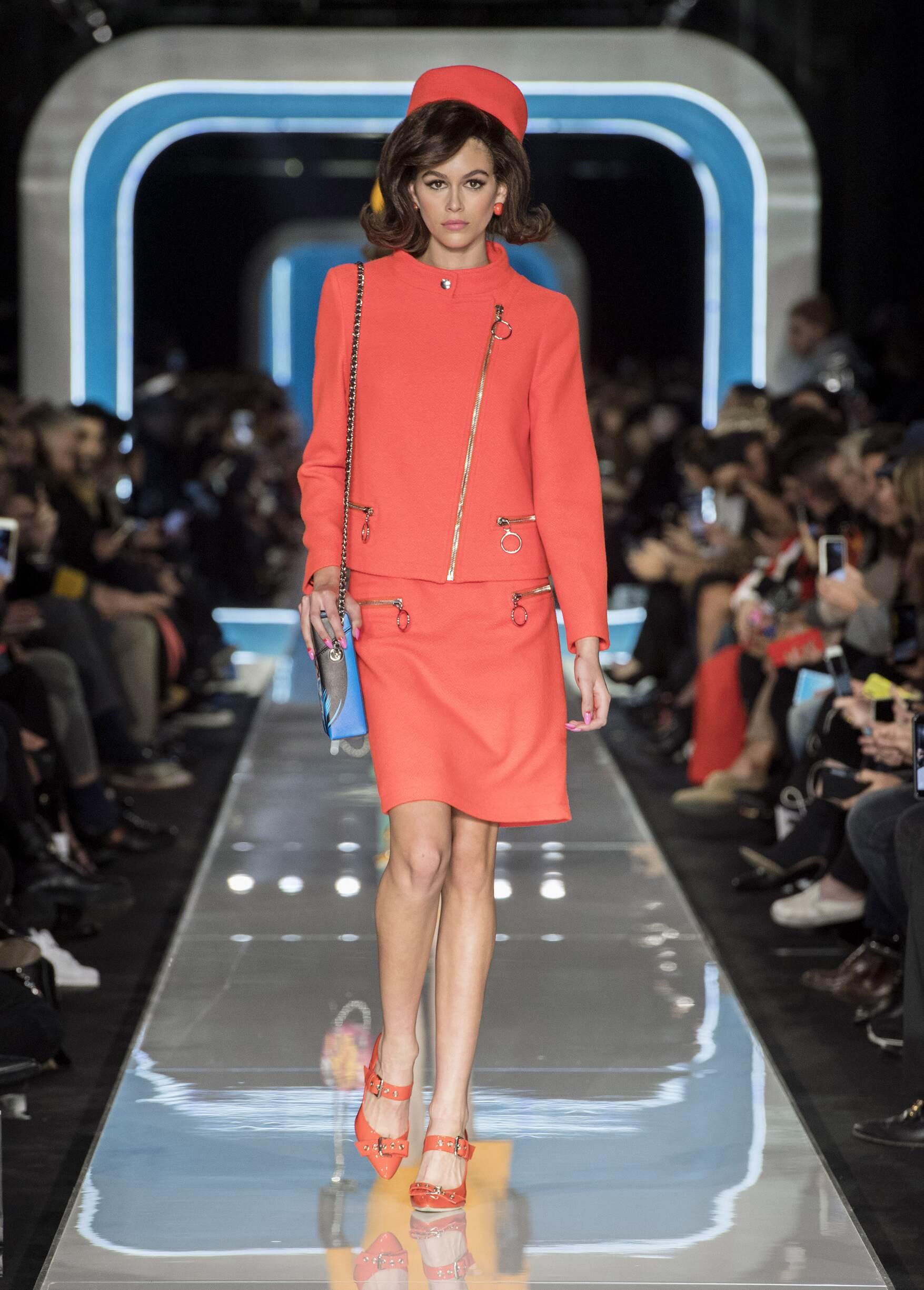 Moschino Fashion Show FW 2018