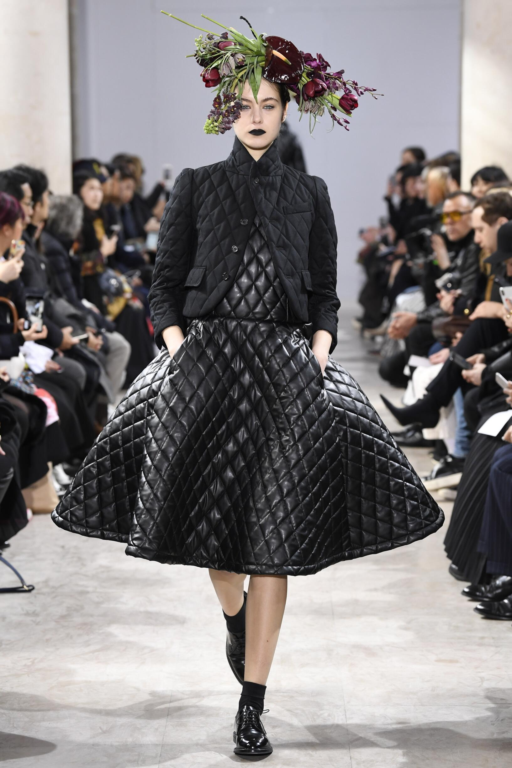 Noir Kei Ninomiya Fall Winter 2018