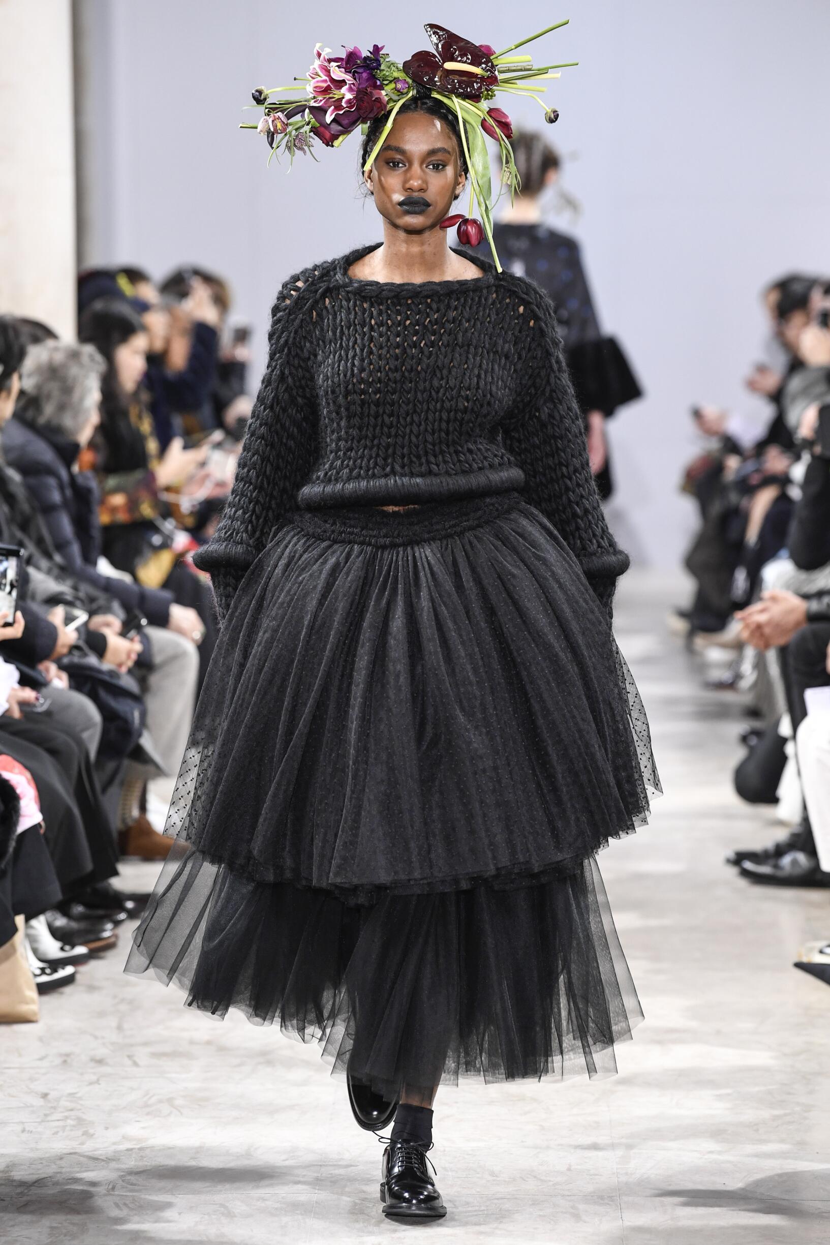 Noir Kei Ninomiya Women's Collection 2018