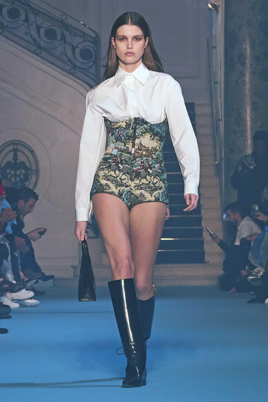 Off-White Fashion Show