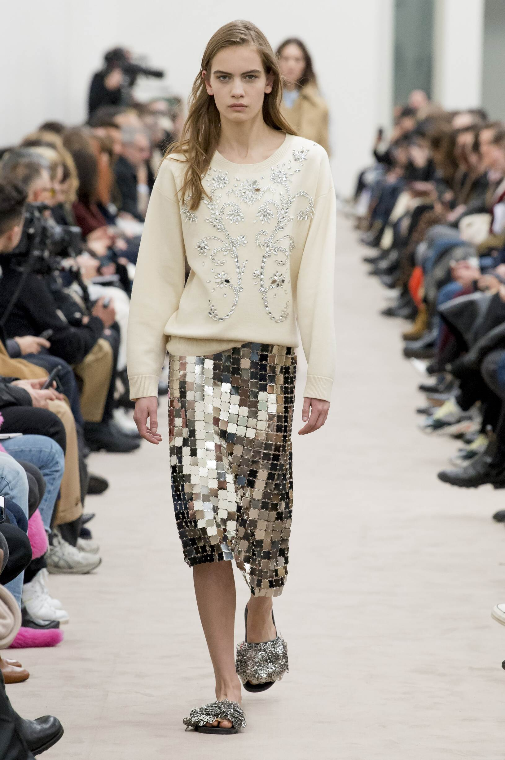 Paco Rabanne Fall Winter 2018 Women S Collection The