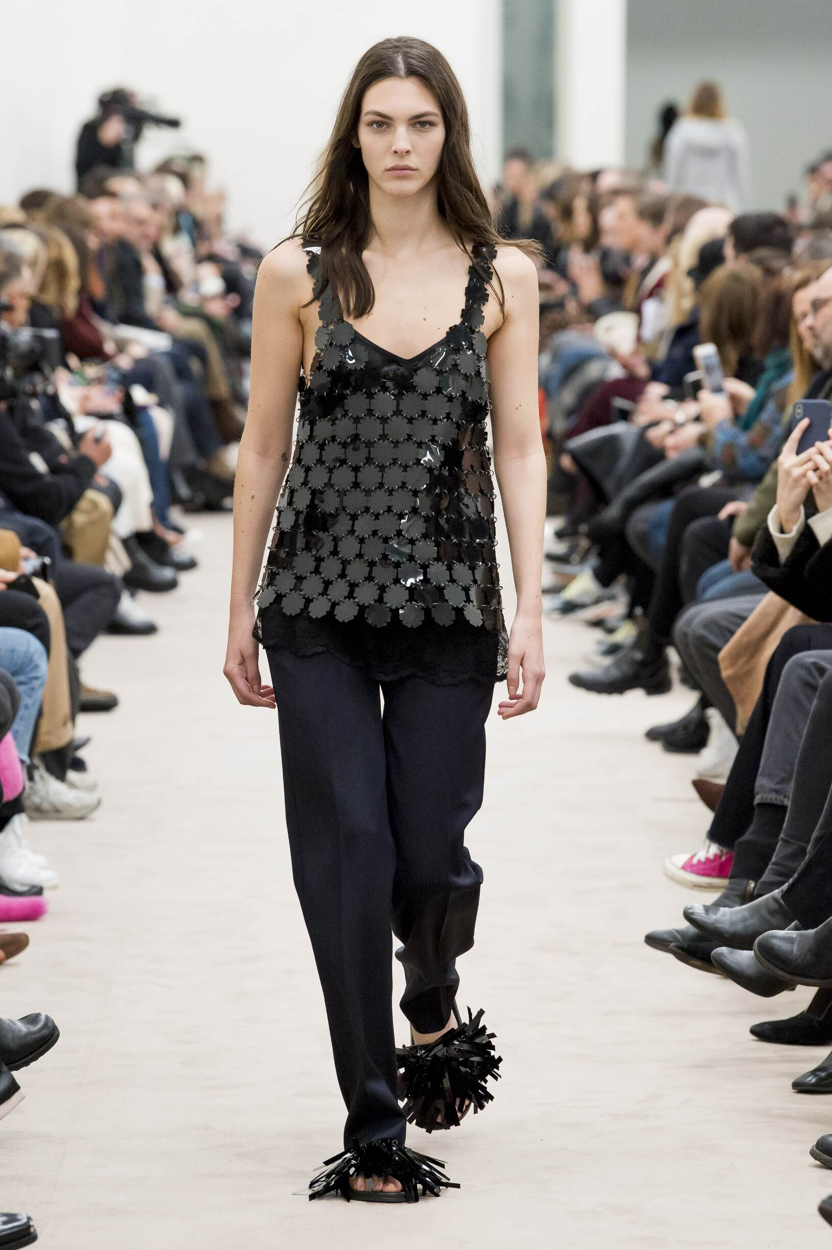 Paco Rabanne Woman Style