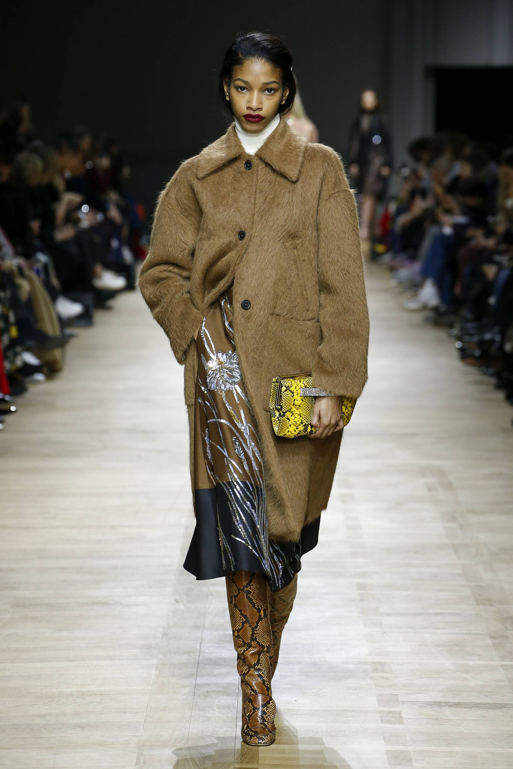 Rochas Paris Fashion Week Womenswear