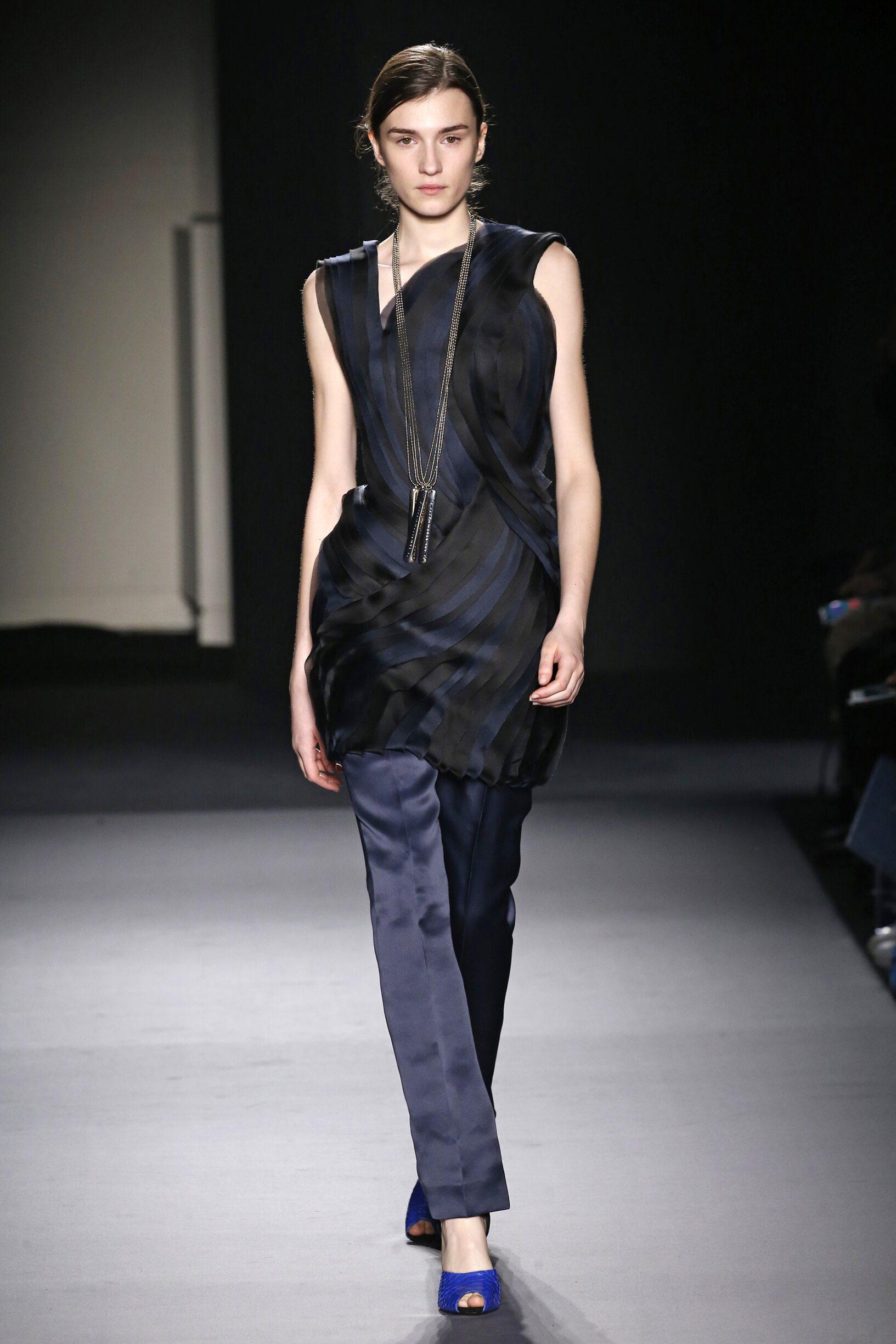 Runway Lanvin Fall Winter 2018 Women's Collection Paris Fashion Week