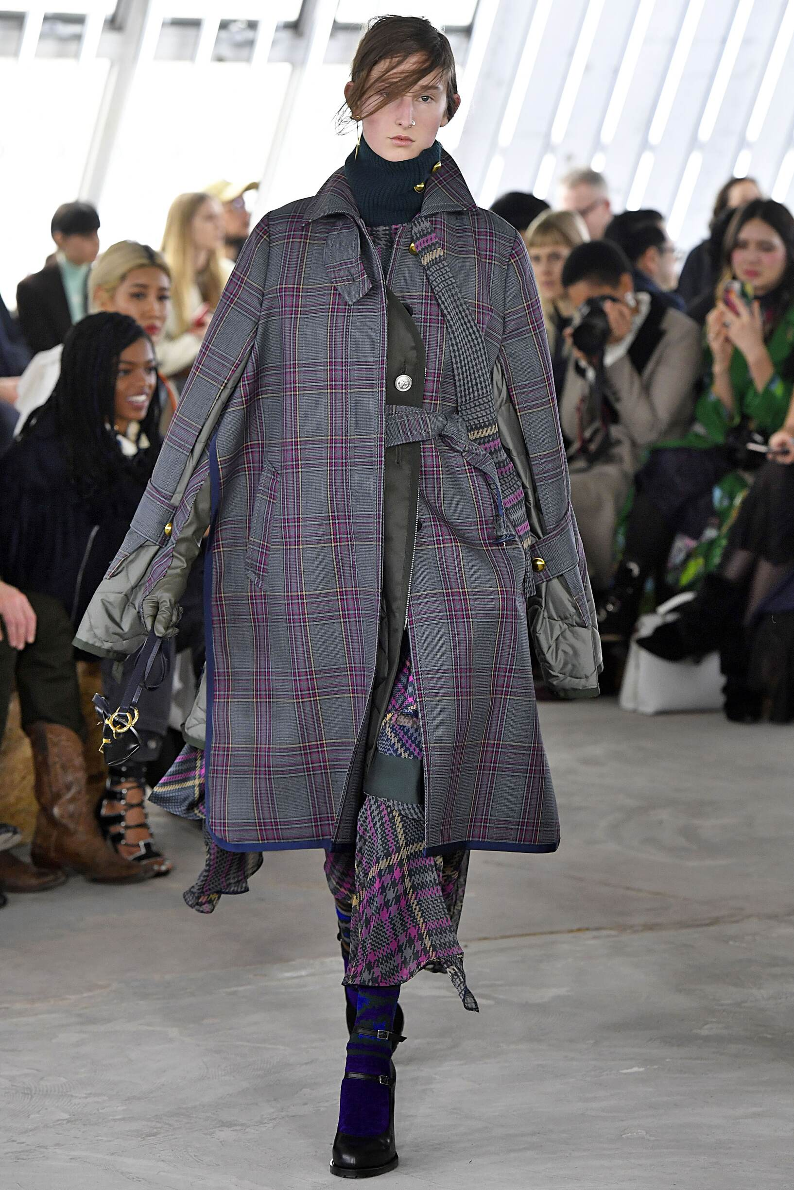 Sacai Fall Winter 2018 Womens Collection Paris Fashion Week
