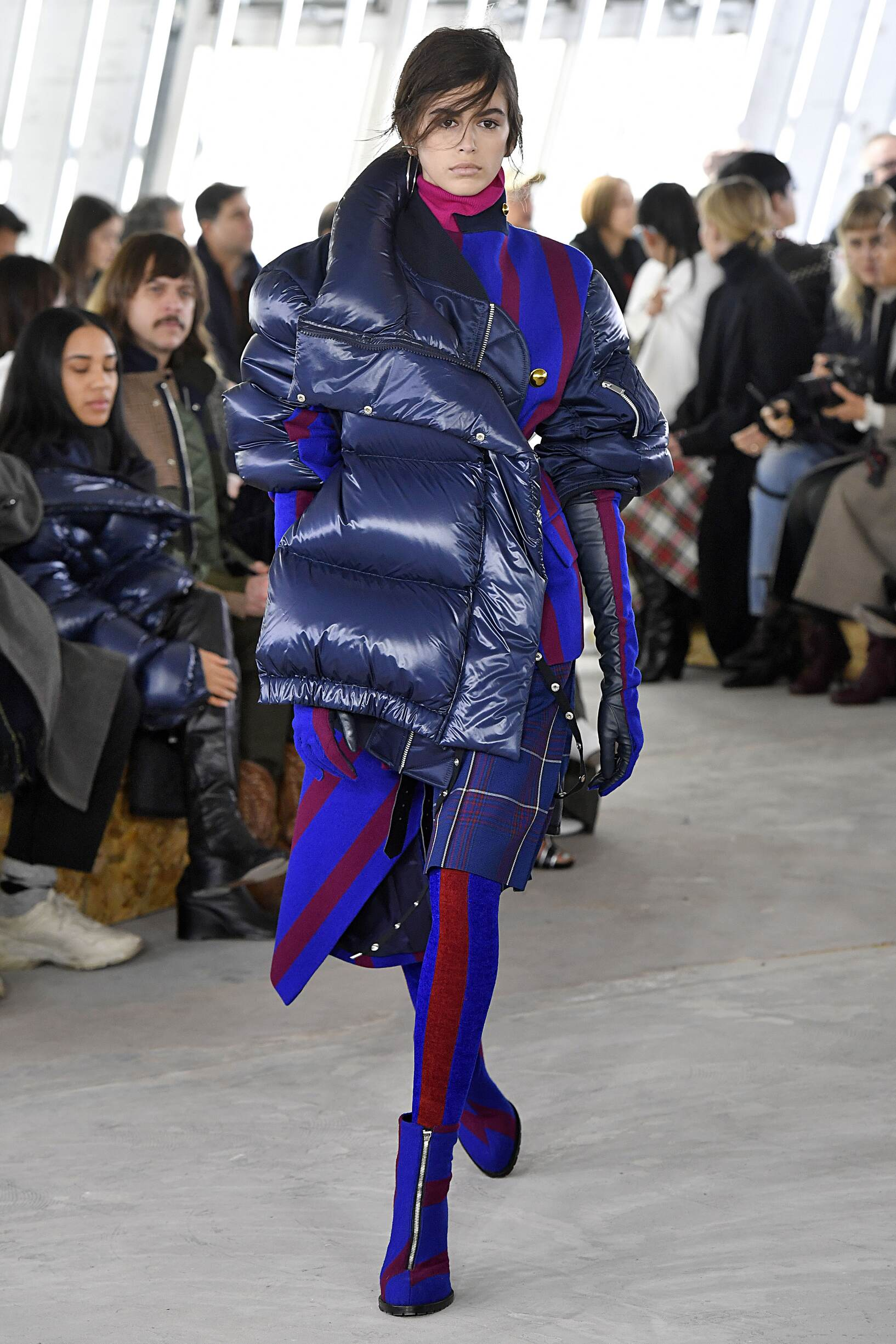 Sacai Fashion Show FW 2018