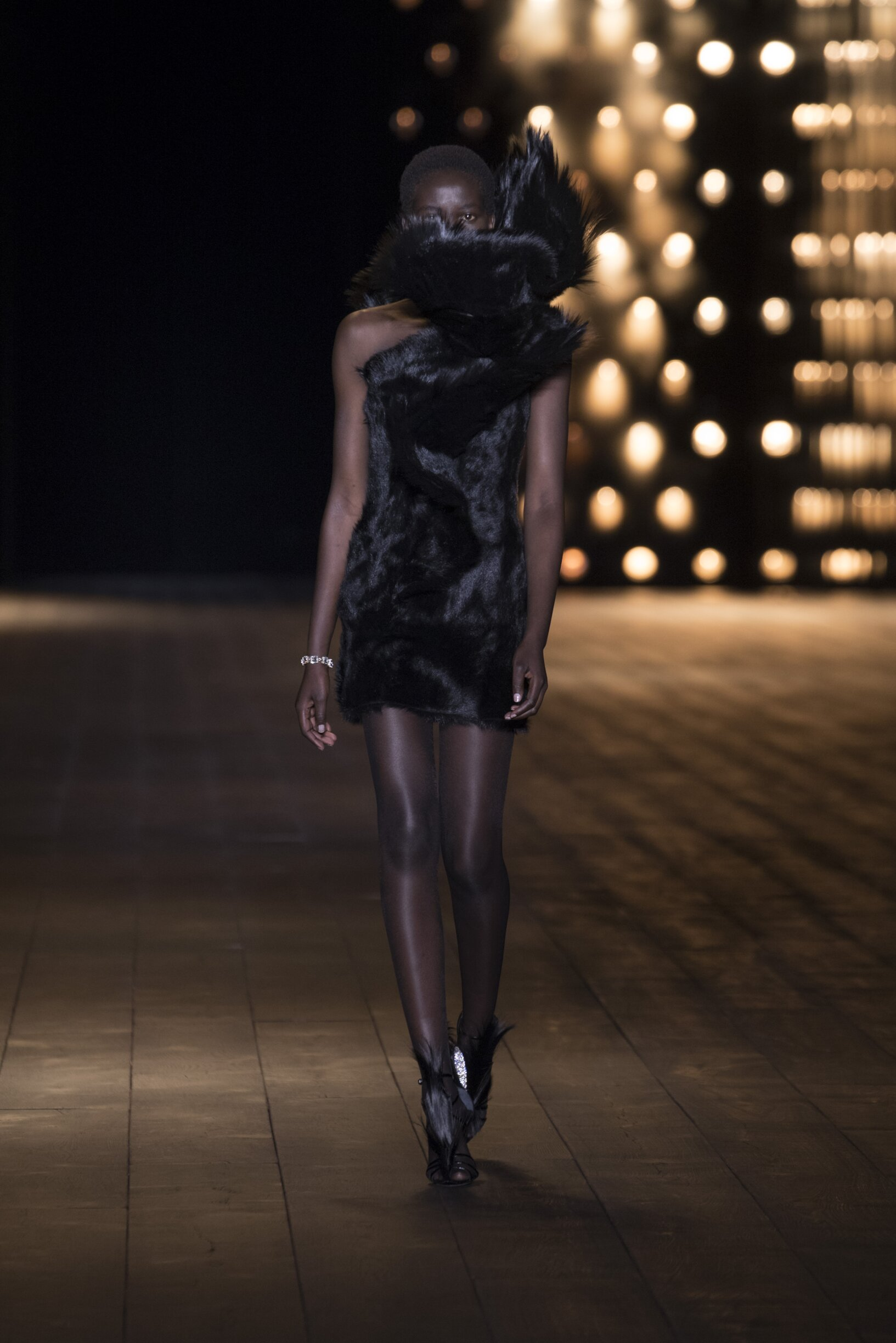 Saint Laurent Womenswear Collection Trends
