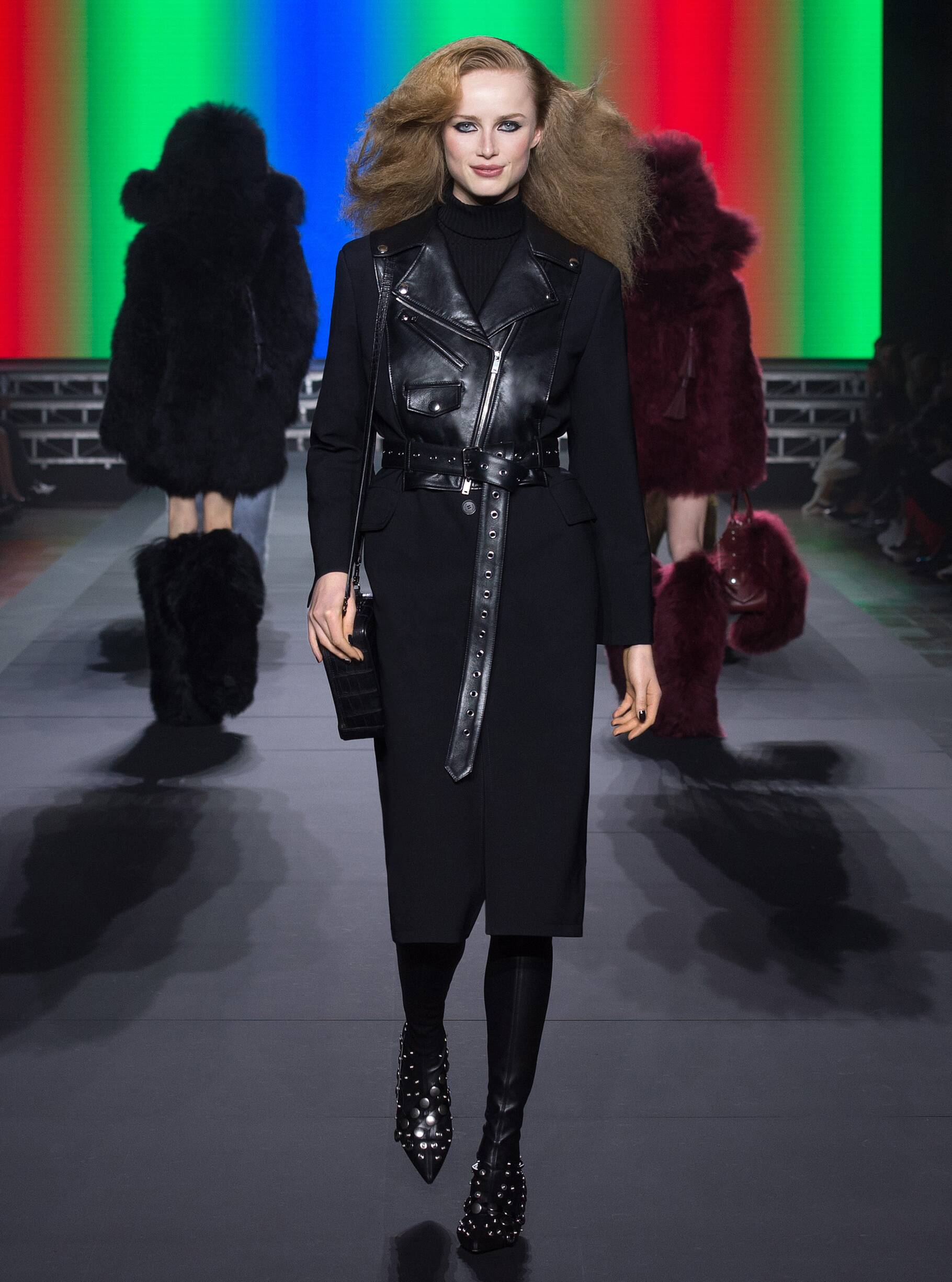 df90893b718 SONIA RYKIEL FALL WINTER 2018 WOMEN'S COLLECTION – PARIS FASHION WEEK