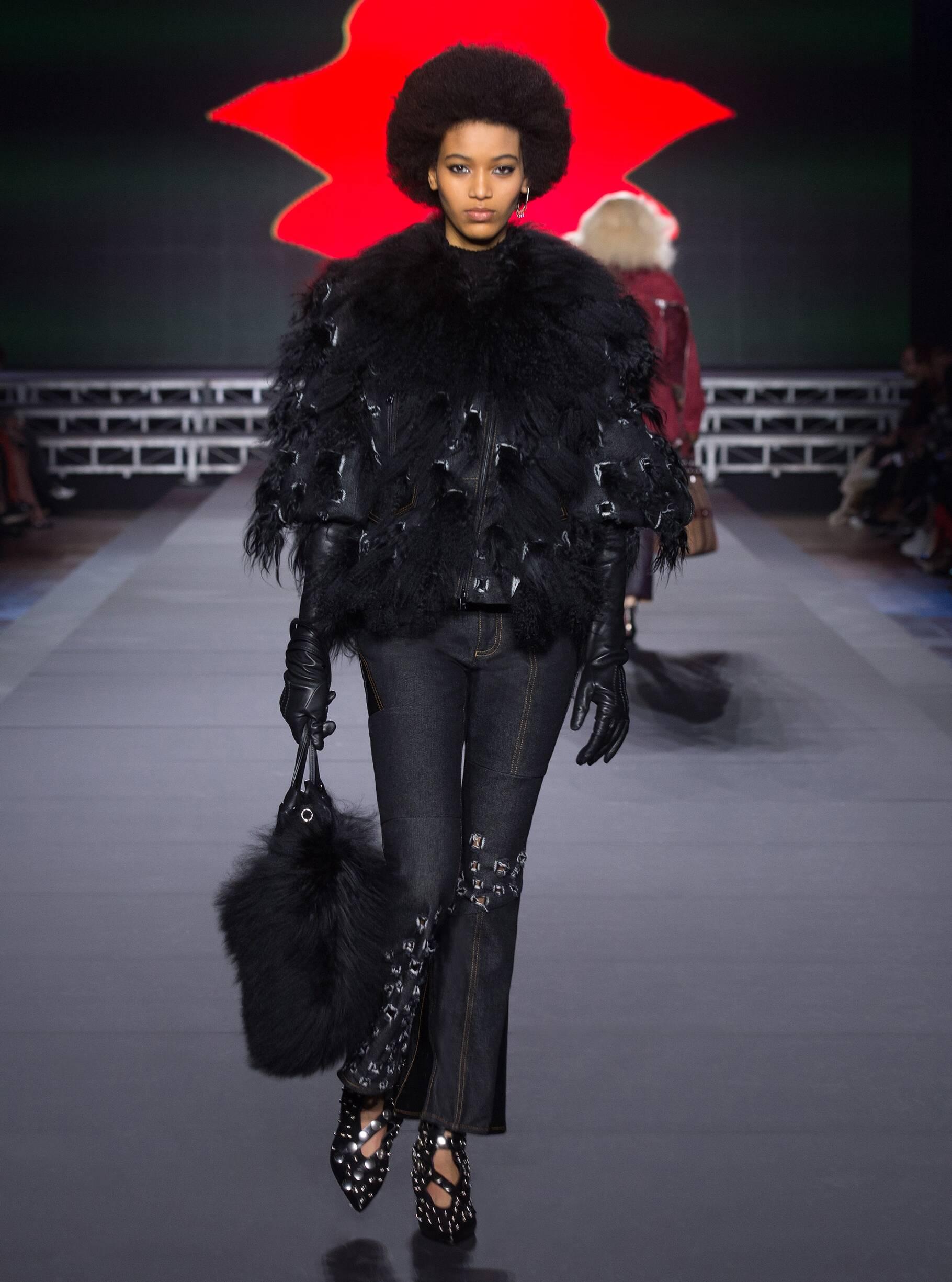 Sonia Rykiel Fashion Show