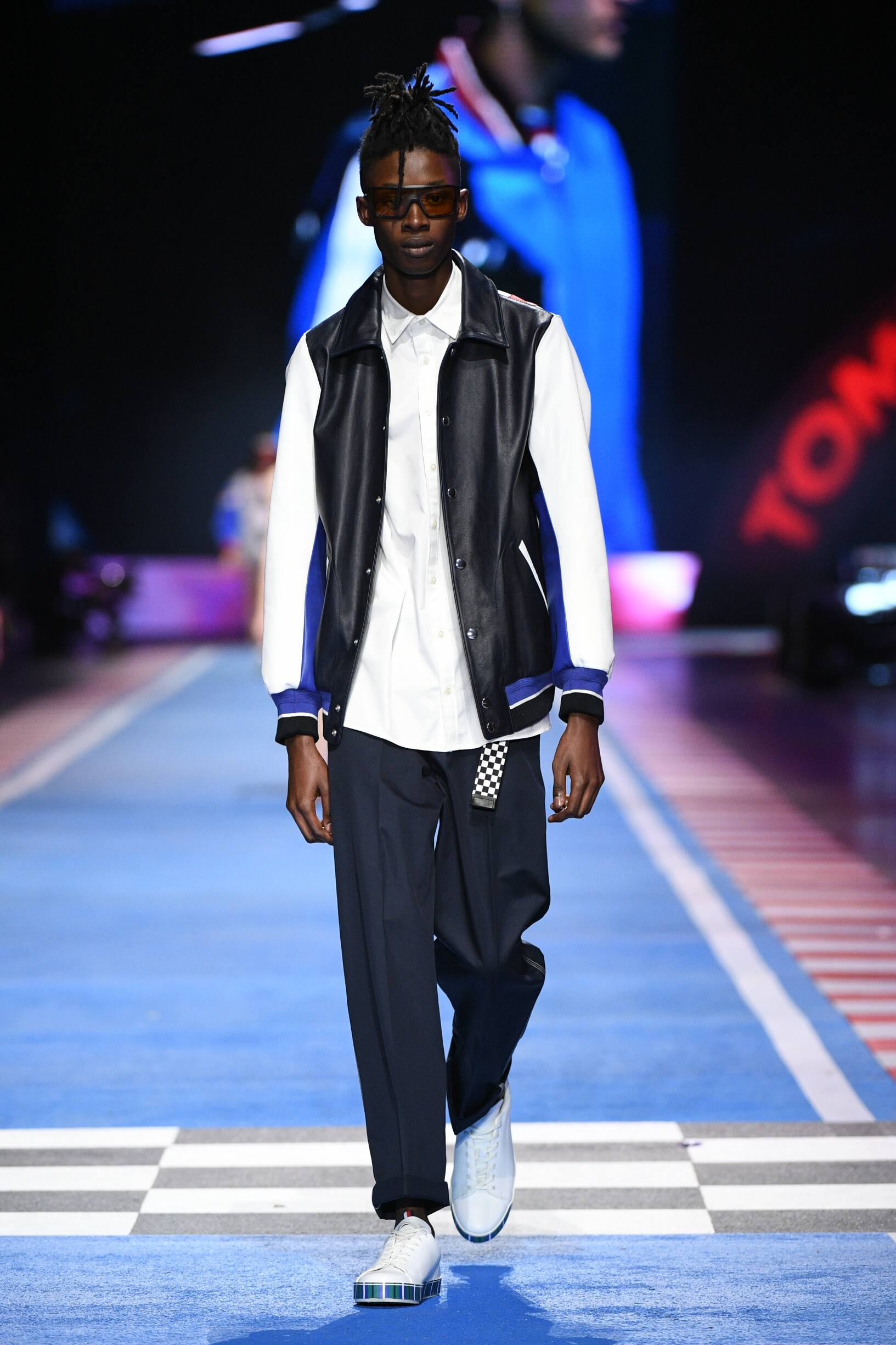 Spring 2018 Menswear Tommy Now Drive