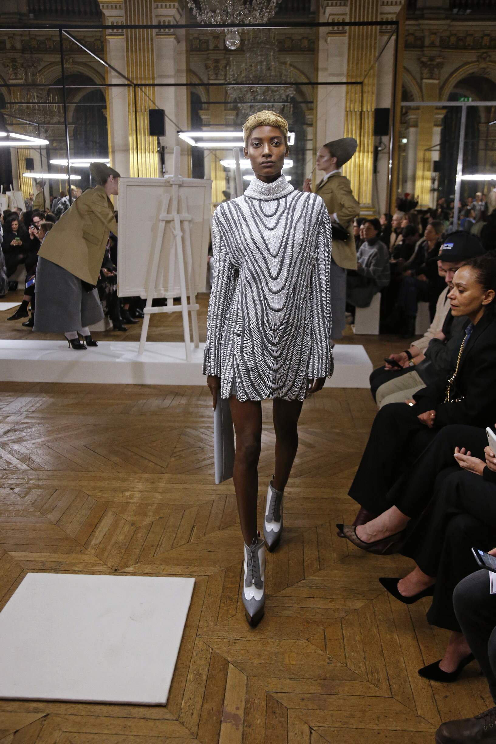 Thom Browne Fall Winter 2018 Womens Collection Paris Fashion Week