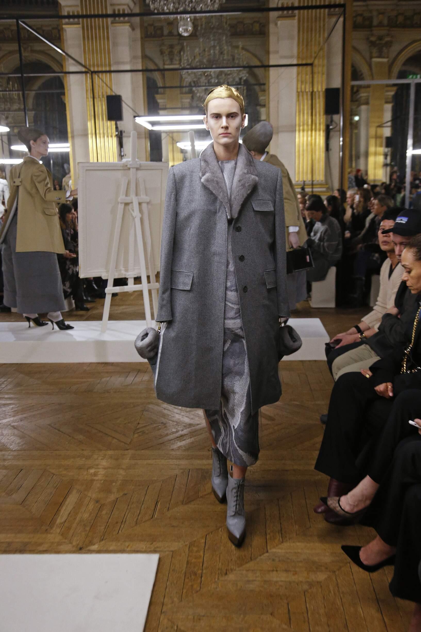 Thom Browne Paris Fashion Week Womenswear