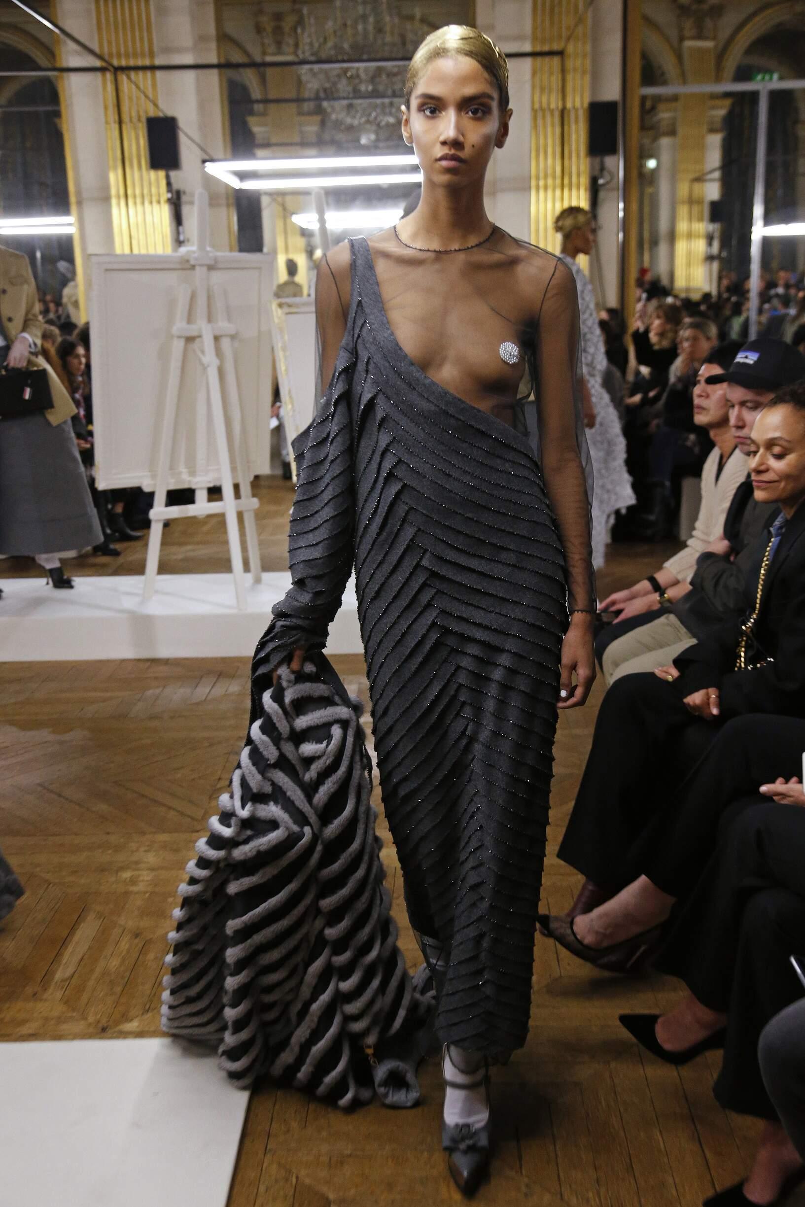 Thom Browne Paris Fashion Week