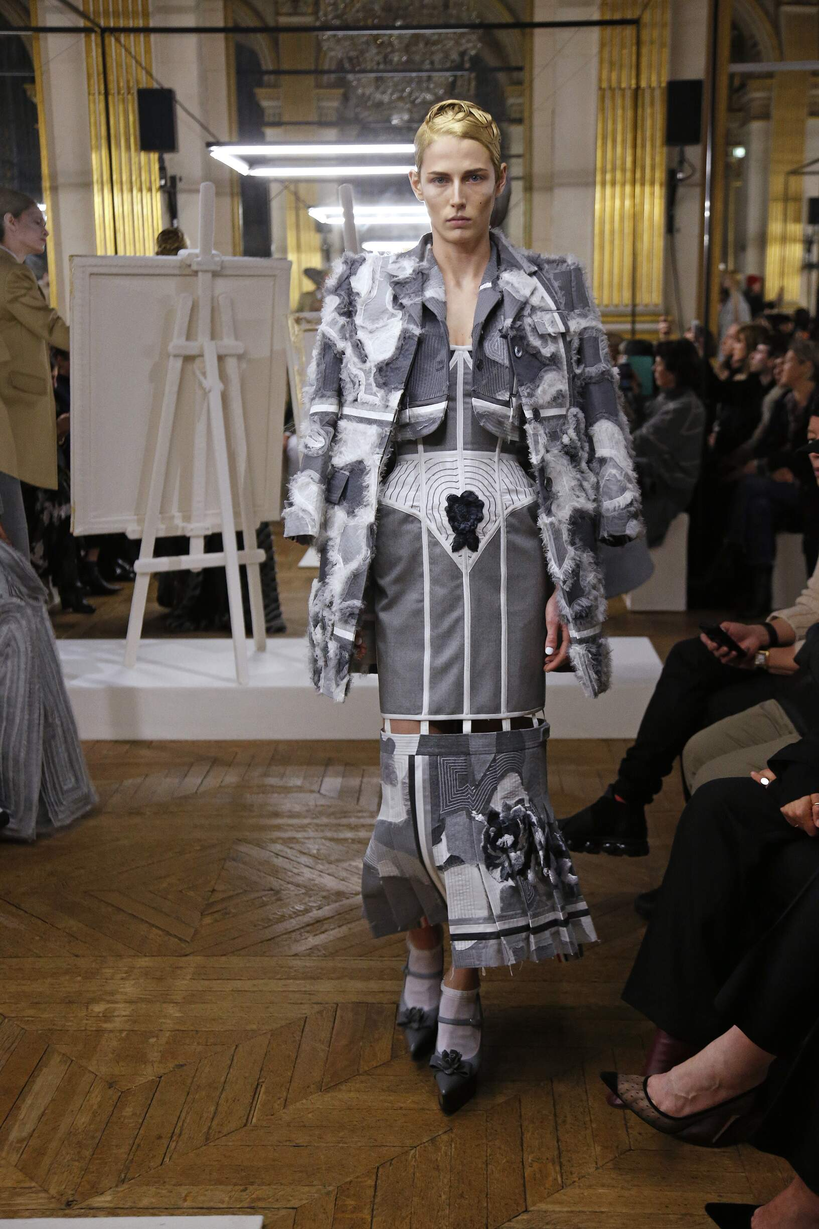 Thom Browne Woman Style 2018