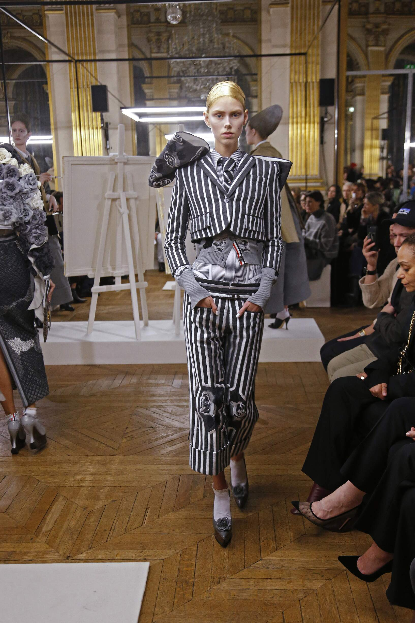 Thom Browne Women's Collection 2018
