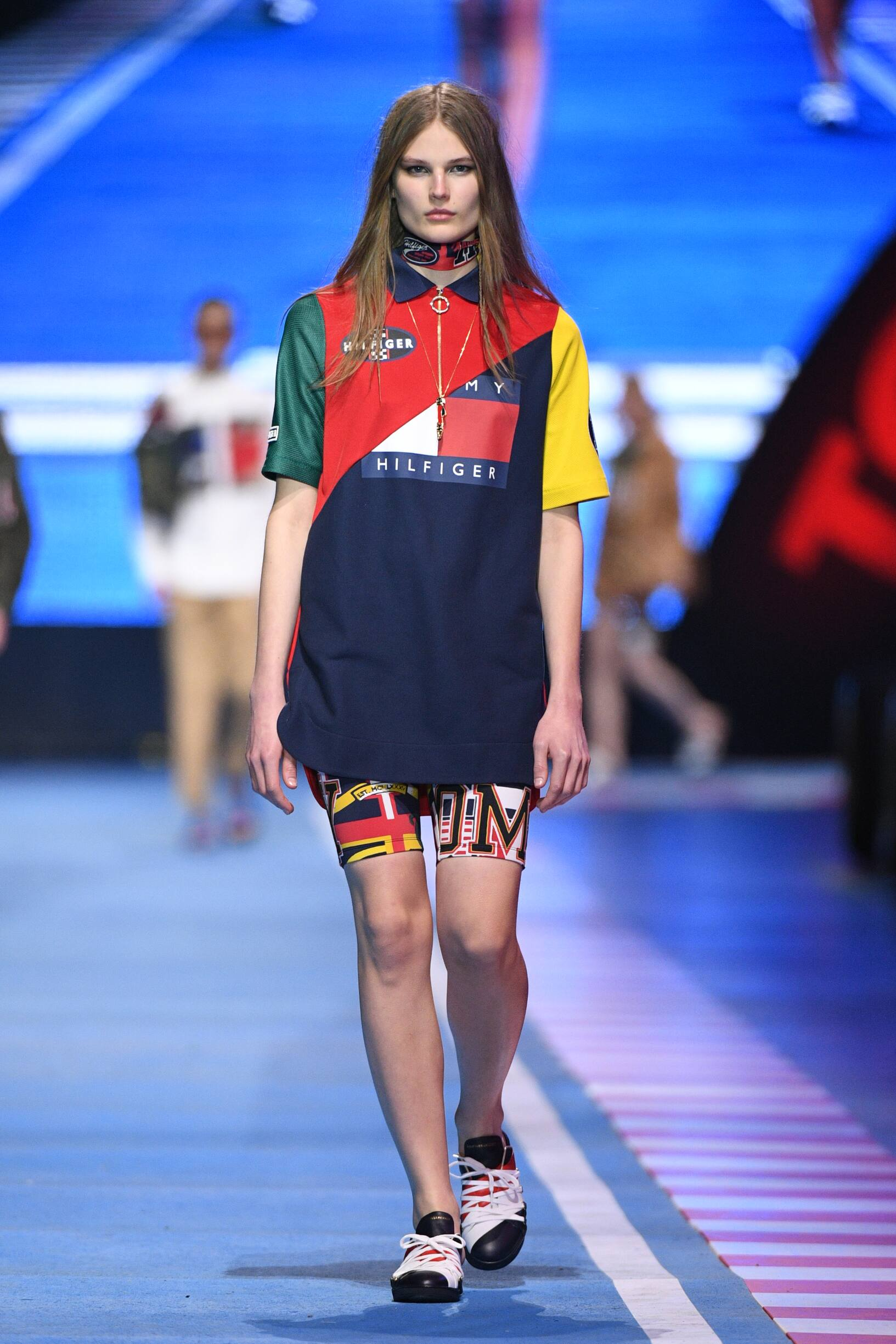 Tommy Now Drive 2018 Womenswear Milan