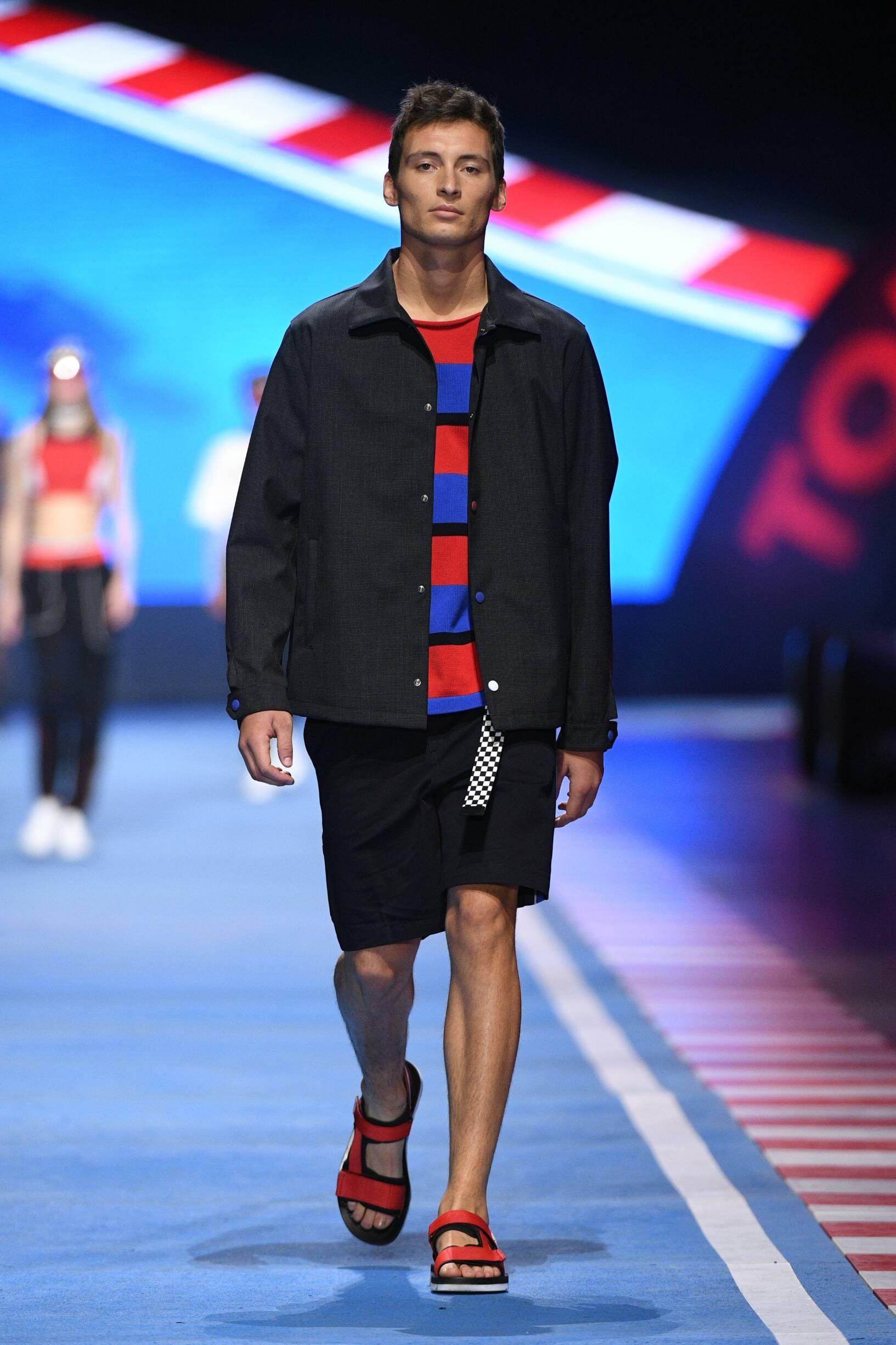 Tommy Now Drive Man Milan Fashion Week