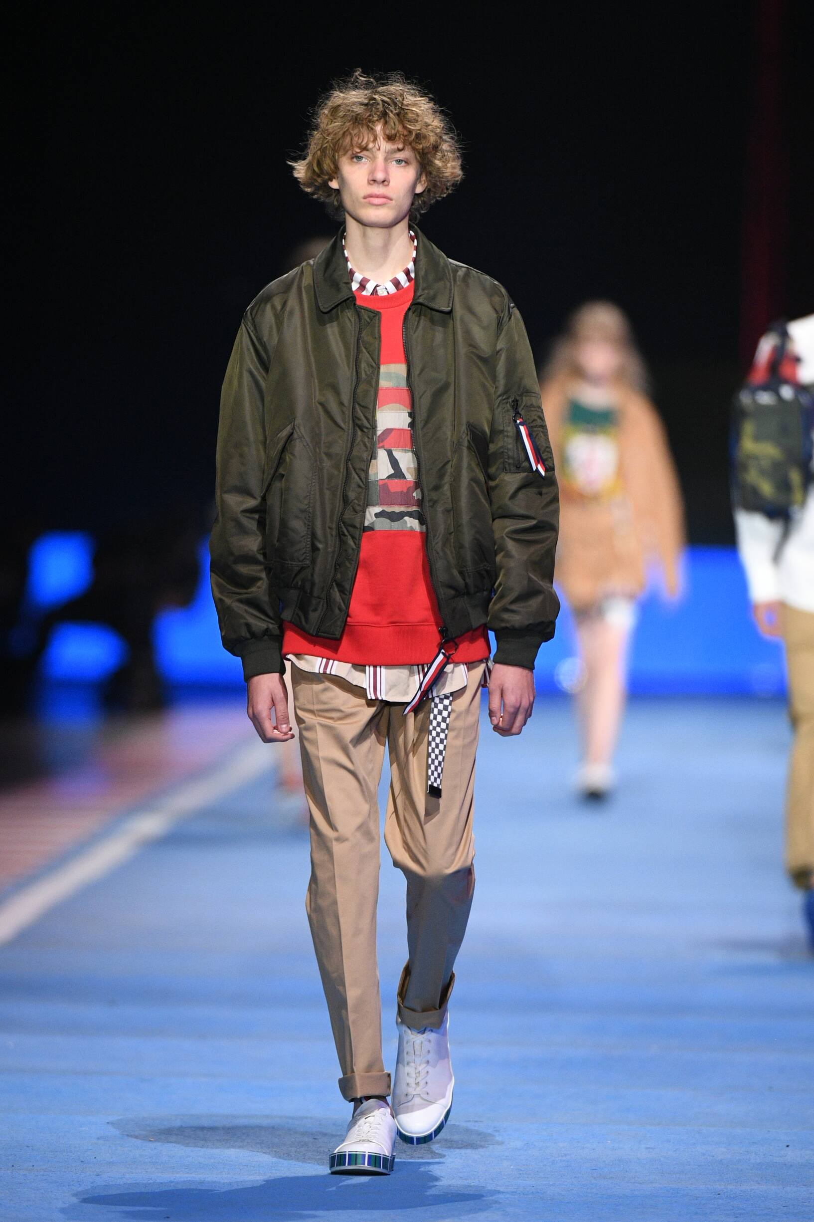 Tommy Now Drive Men's Collection 2018