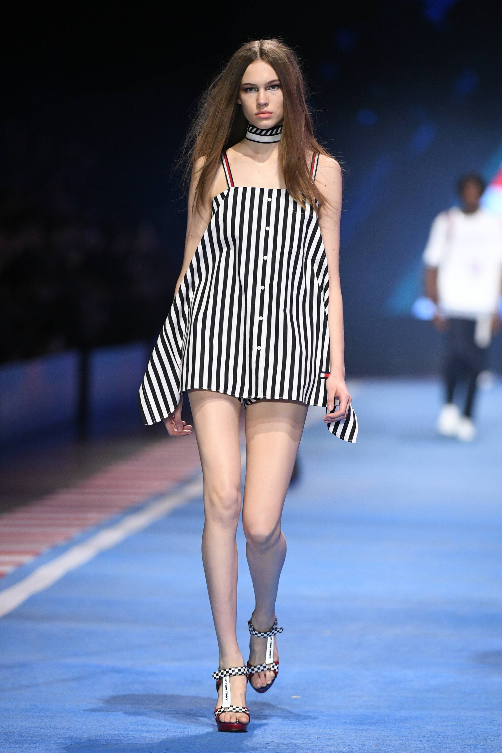 Tommy Now Drive Spring 2018 Woman Catwalk