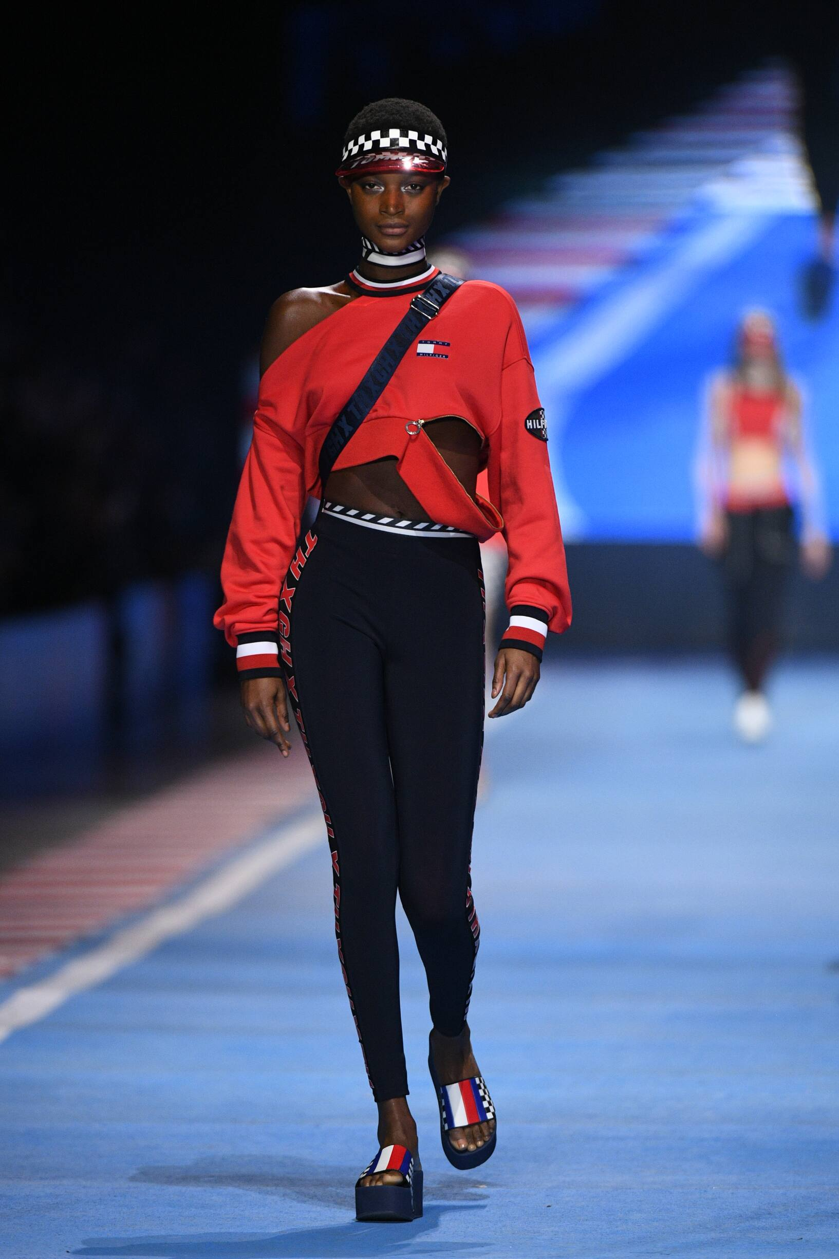 Tommy Now Drive Spring 2018 Womenswear