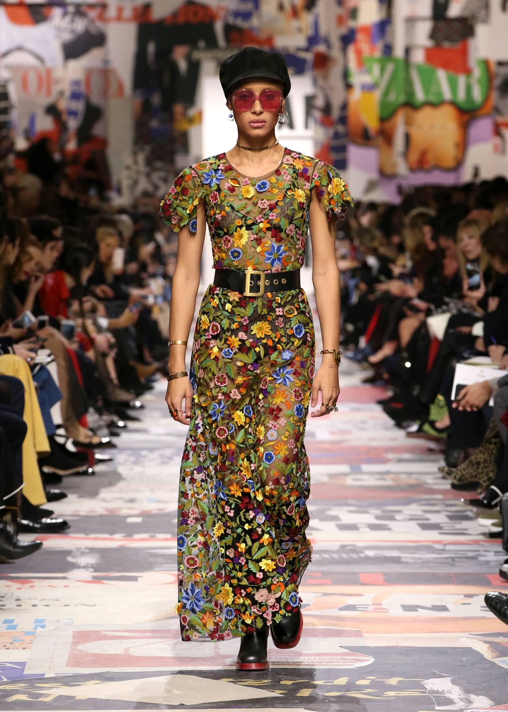 Trends FW 2018-19 Dior Fashion Show Paris
