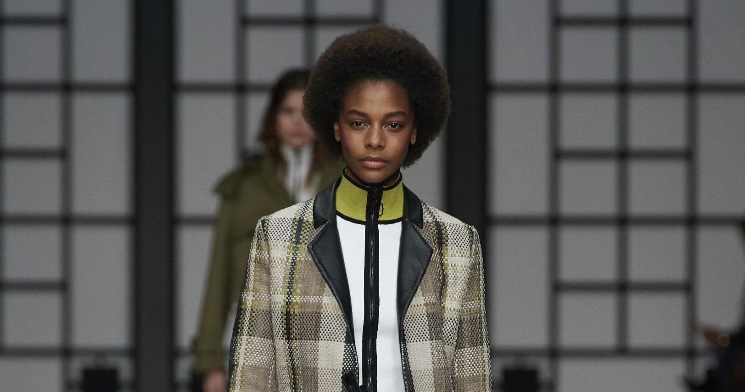 Trussardi Fashion Show FW 2018 Milan