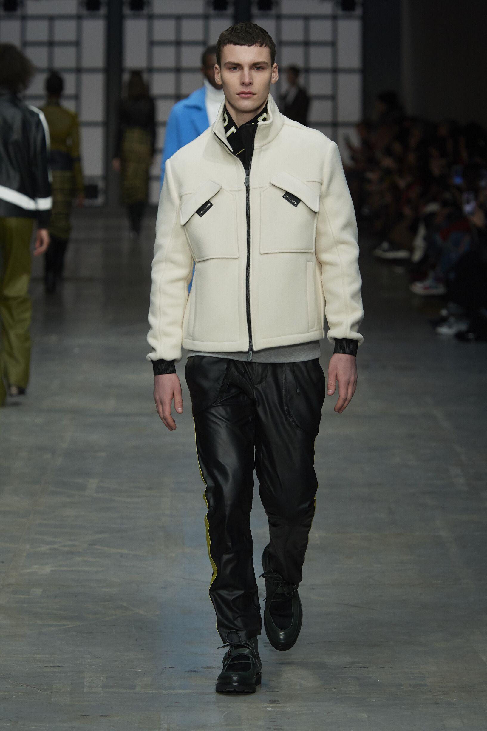 Trussardi Milan Fashion Week Menswear