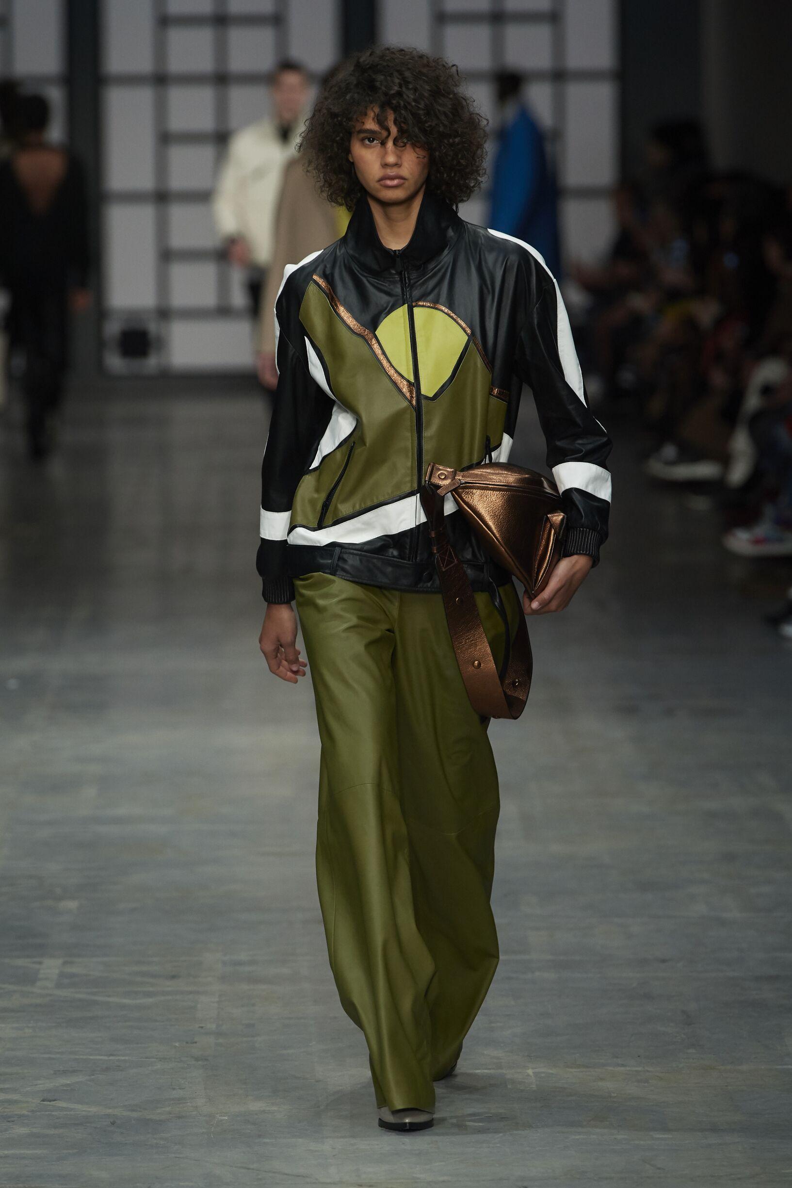 Trussardi Milan Fashion Week